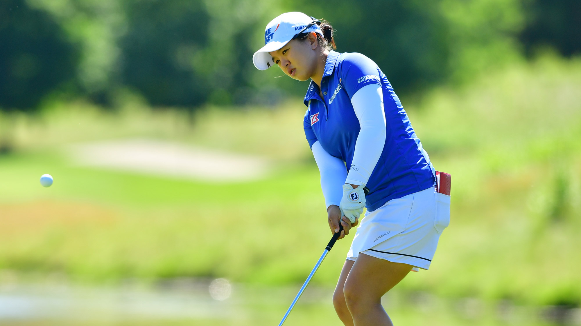 Sei Young Kim Chips Up at Thornberry Creek