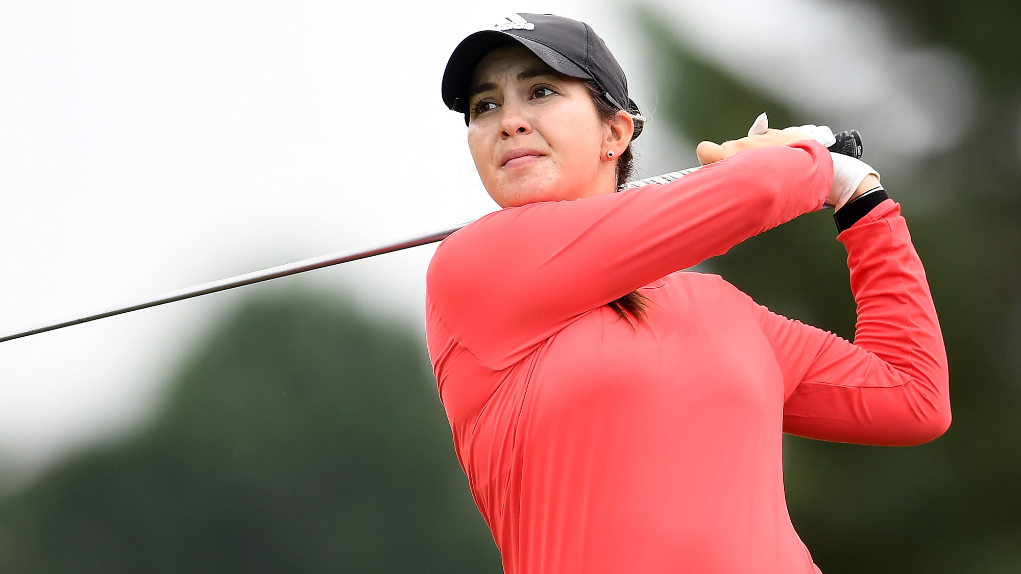 Brittany Marchand on Thursday at the Thornberry Creek LPGA Classic