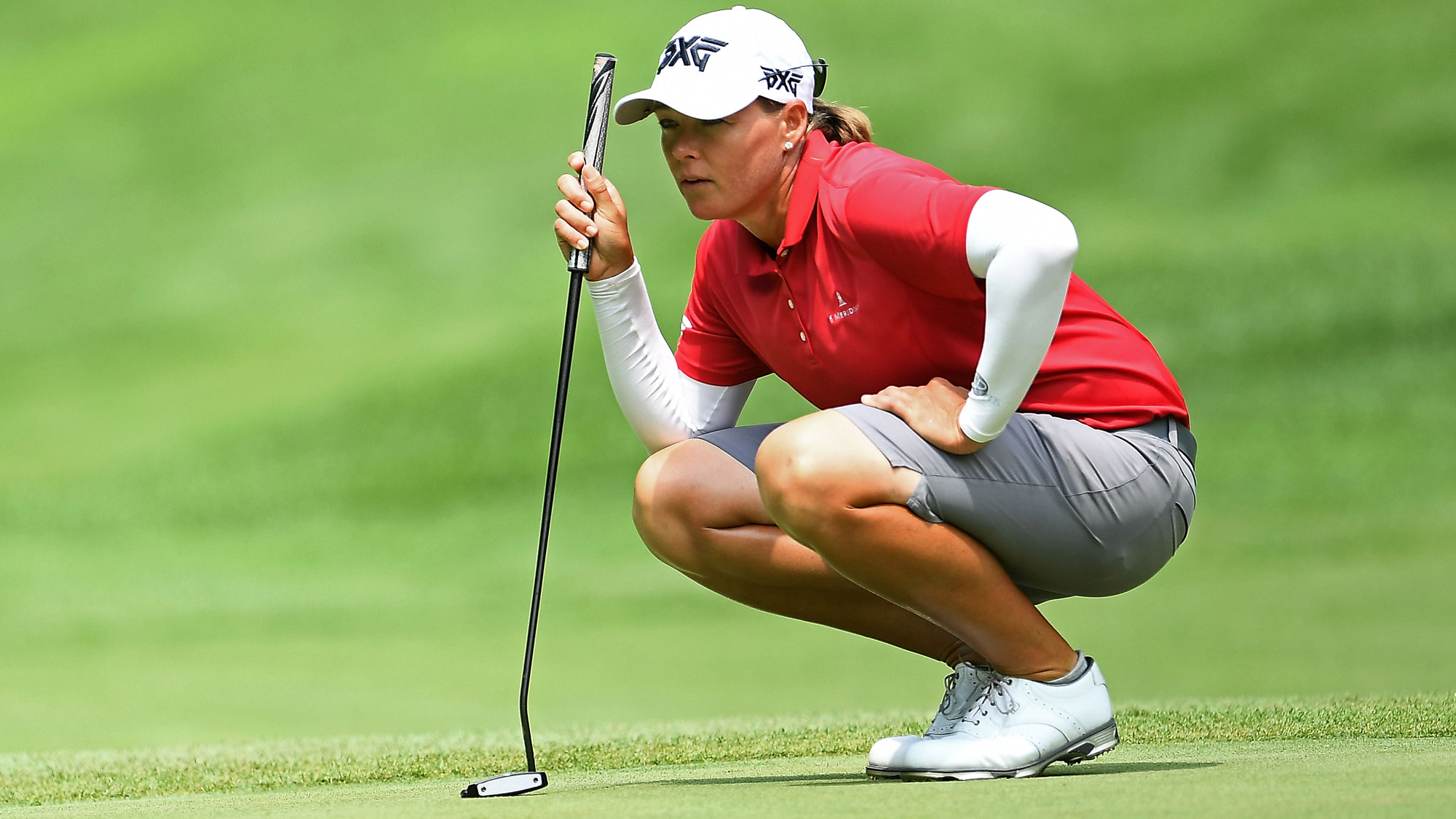 Sei Young Kim takes four-shot lead at LPGA Classic