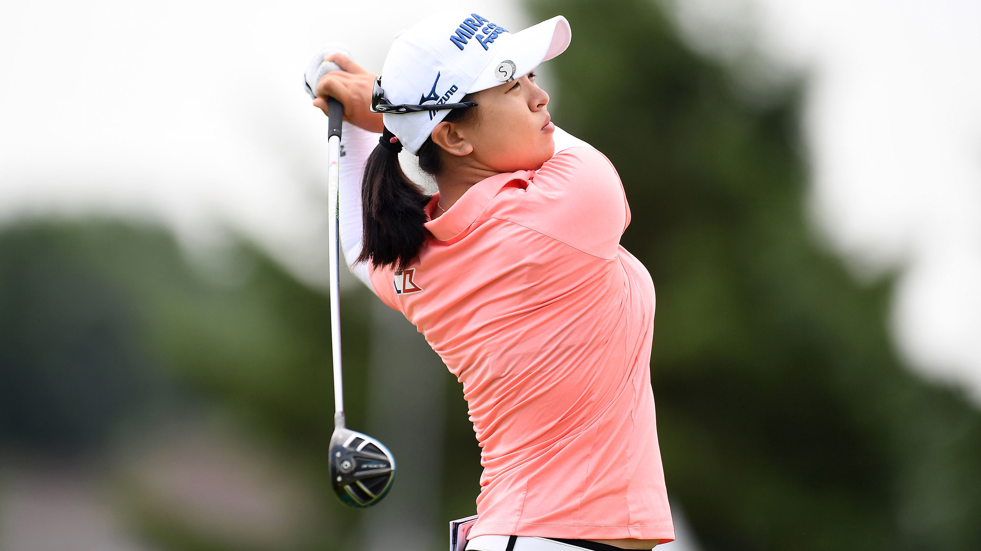 Sei Young Kim Cards a 63 on Day One at Thornberry Creek