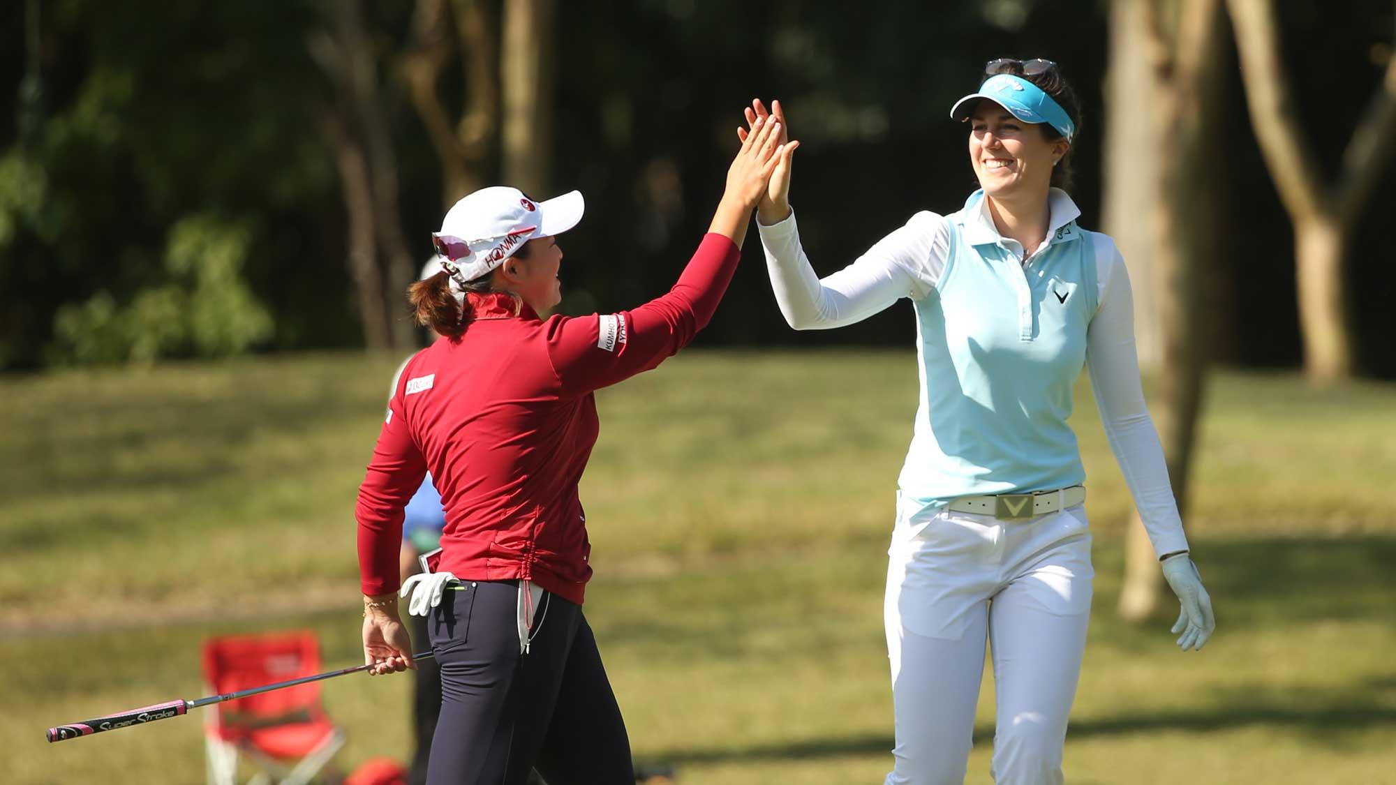 2016 TOTO Japan Classic Social Media Recap | LPGA | Ladies ...