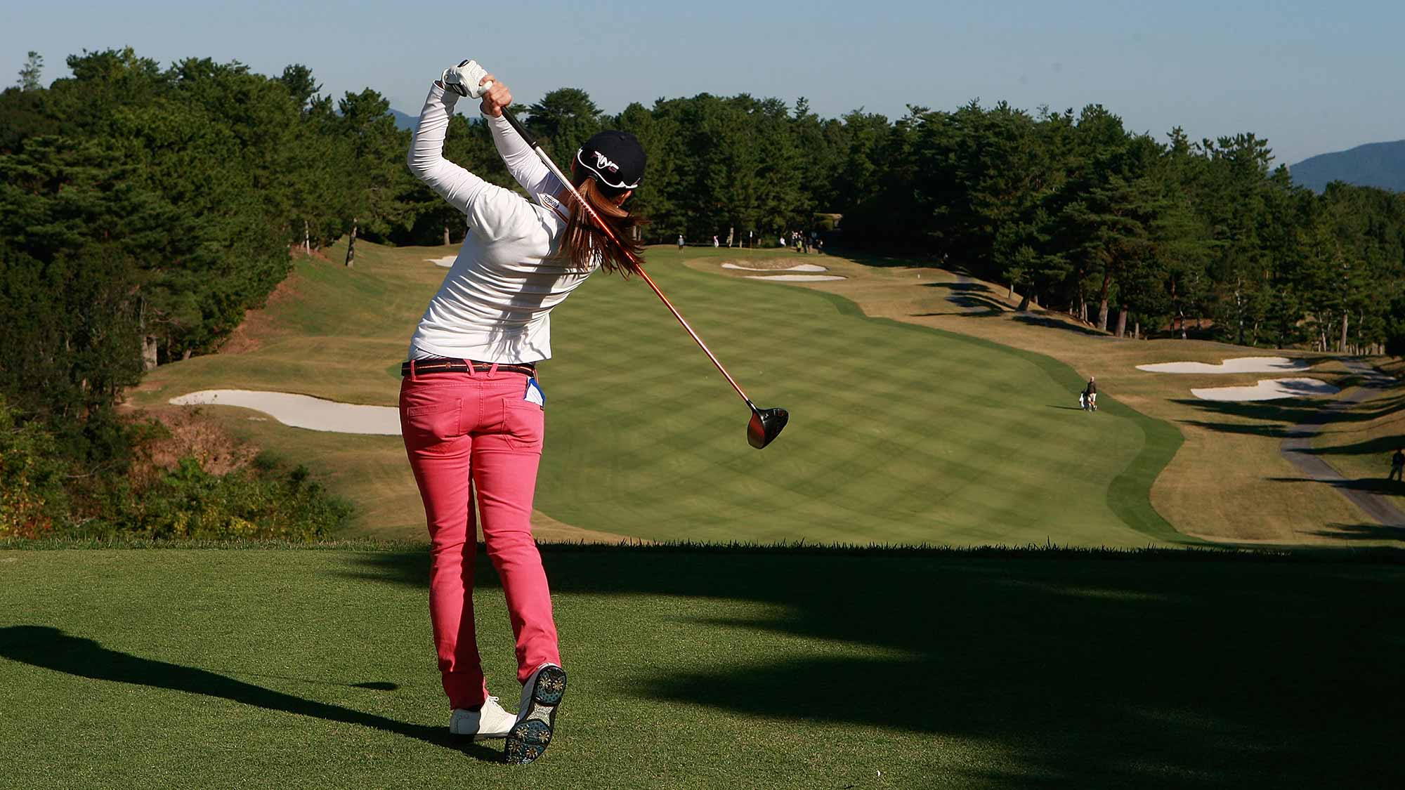 Wind And Sand The Biggest Challenges In Japan Lpga