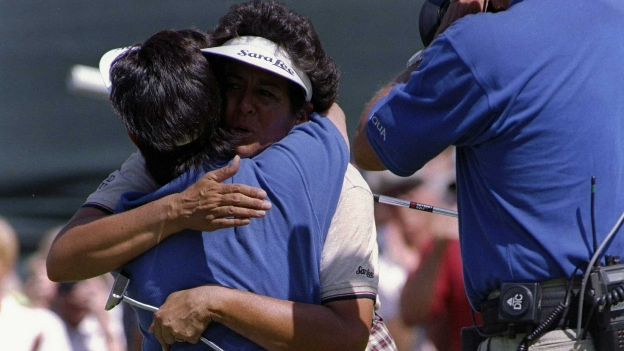 picture Nancy Lopez 3 LPGA majors