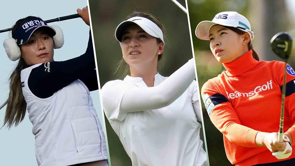 2020 U S Women S Open Notable Groupings Lpga Ladies Professional Golf Association