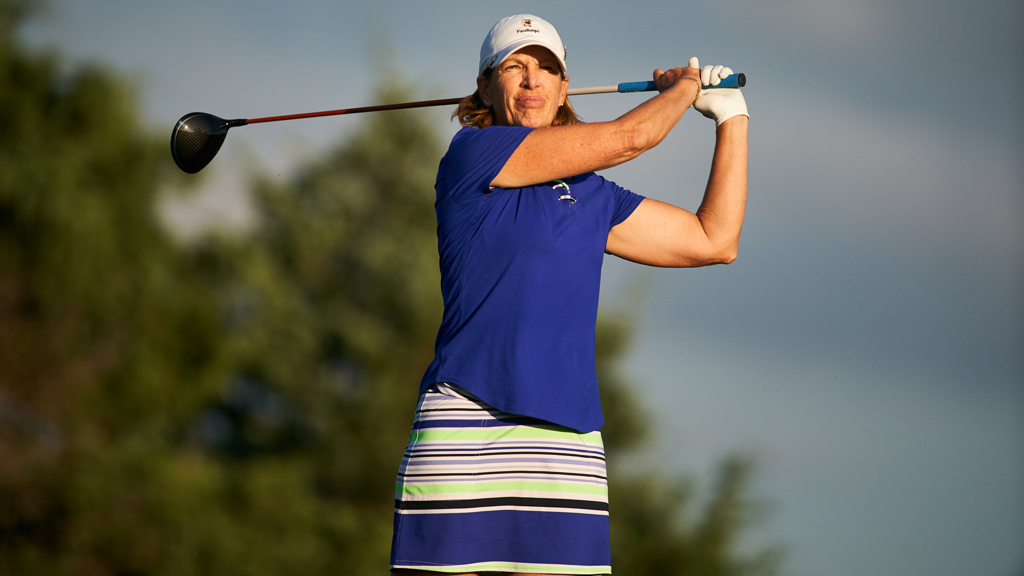 Juli Inkster at the VOA LPGA Texas Classic