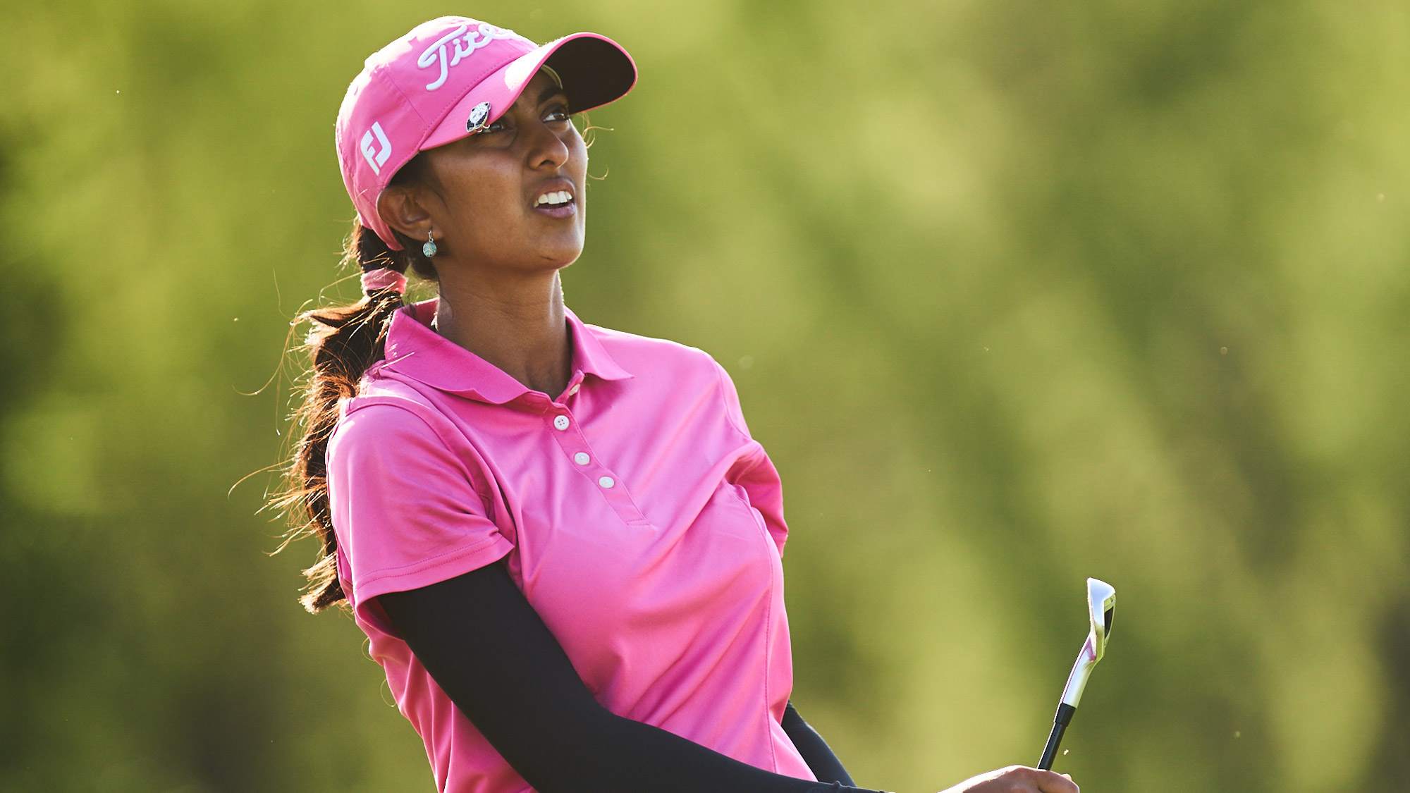 Aditi Ashok Moved to 6-under on Saturday at the VOA LPGA Texas Classic