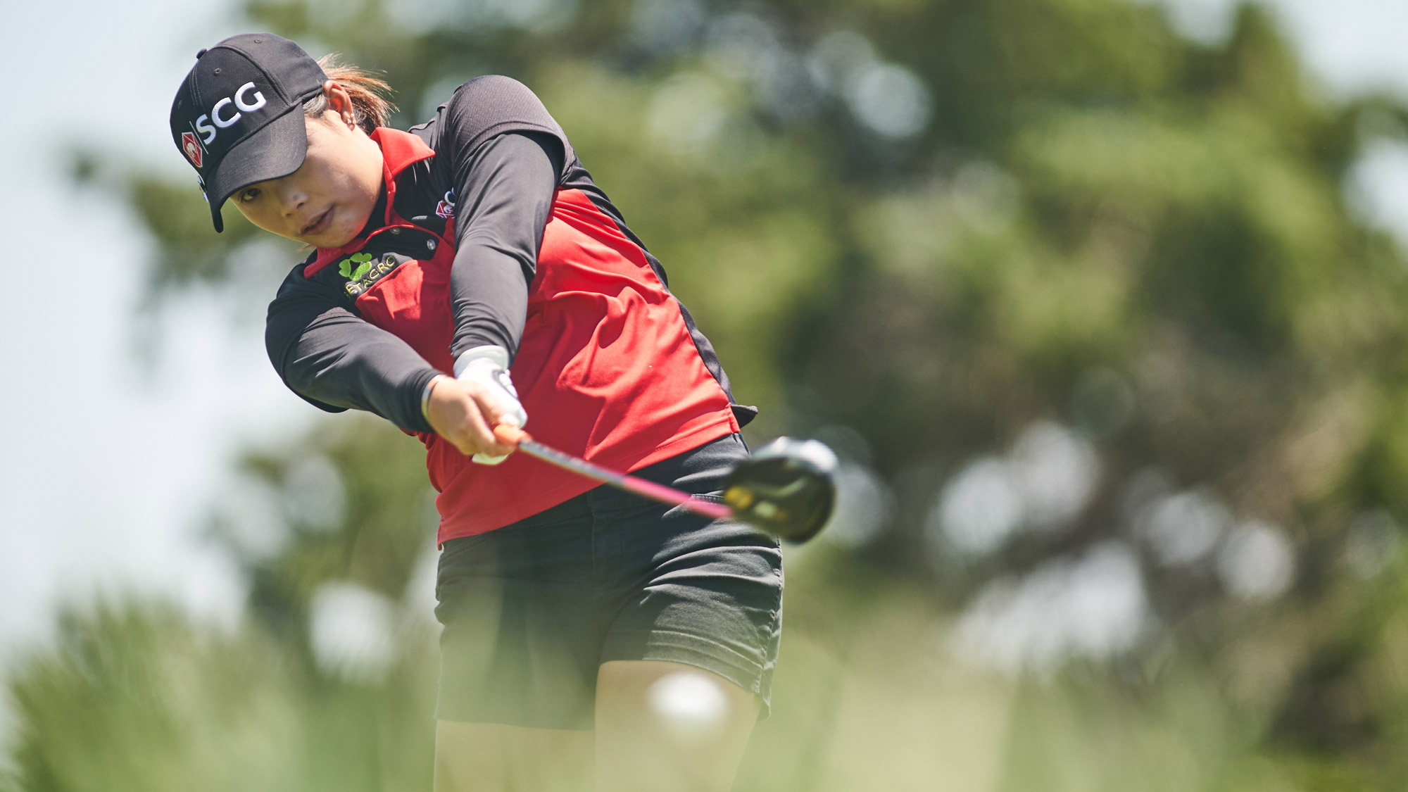 Moriya Jutanugarn Posts a 66 on Saturday at VOA LPGA Texas Classic