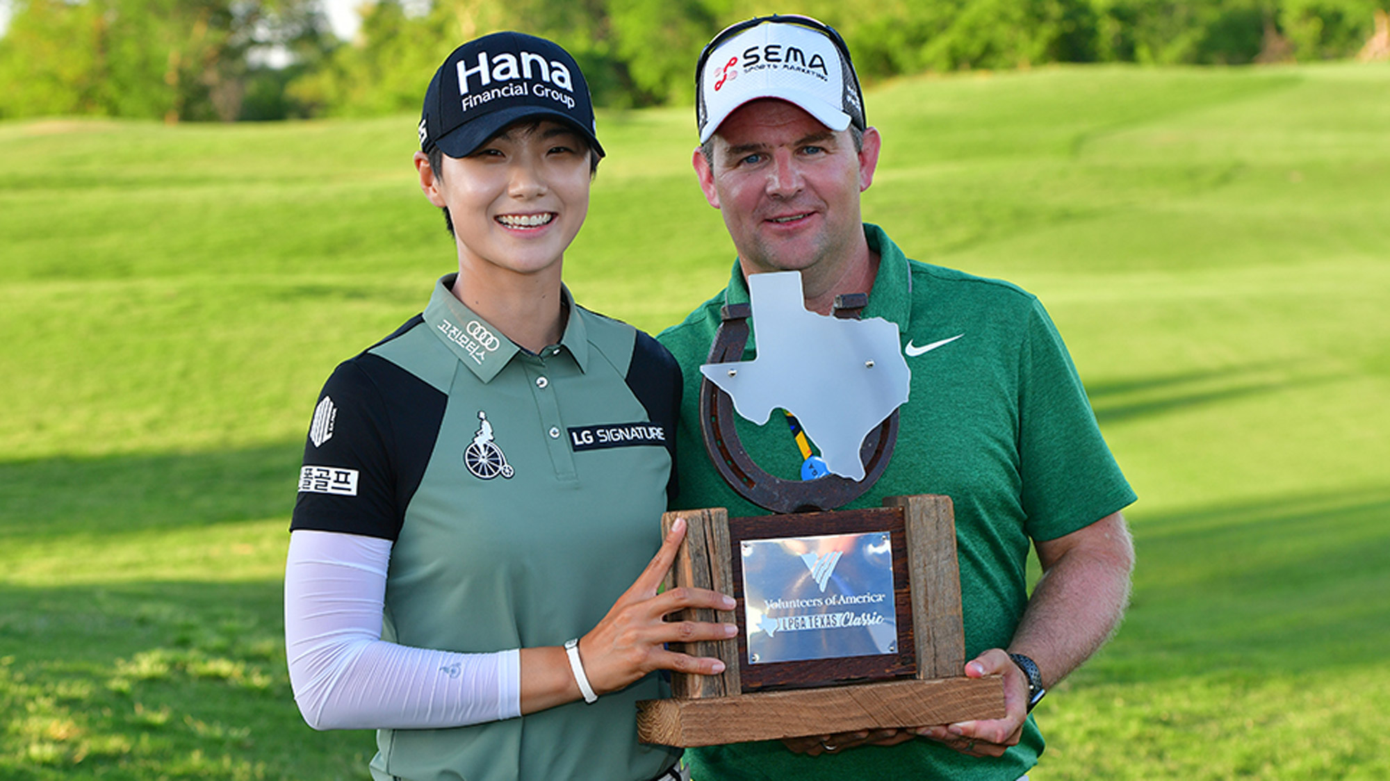 Sung Hyun Park Wins Her Third LPGA Title