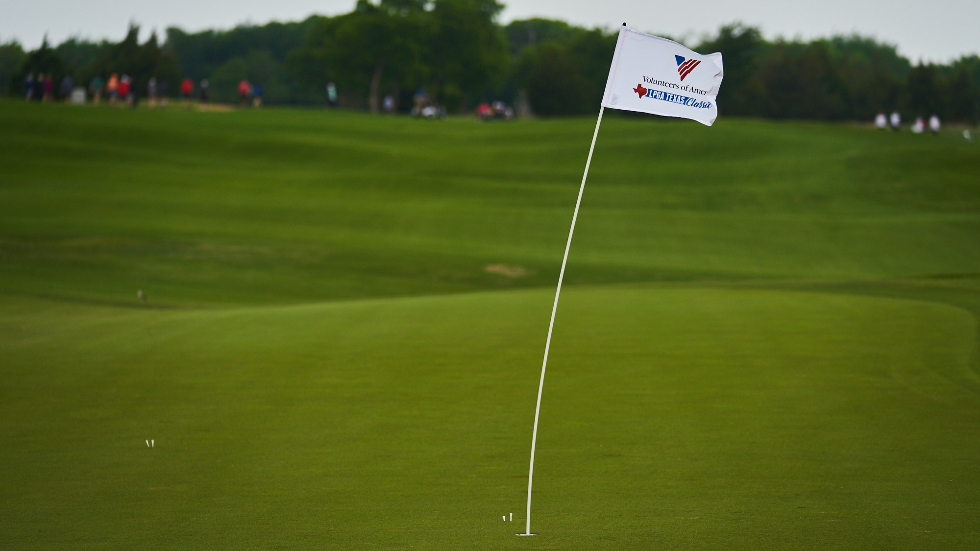 Wind Wrecked Havoc on Thursday at the VOA LPGA Texas Classic