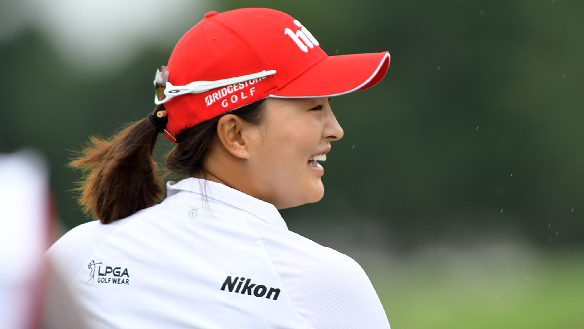 Jin Young Ko is Feeling Good at the VOA LPGA Texas