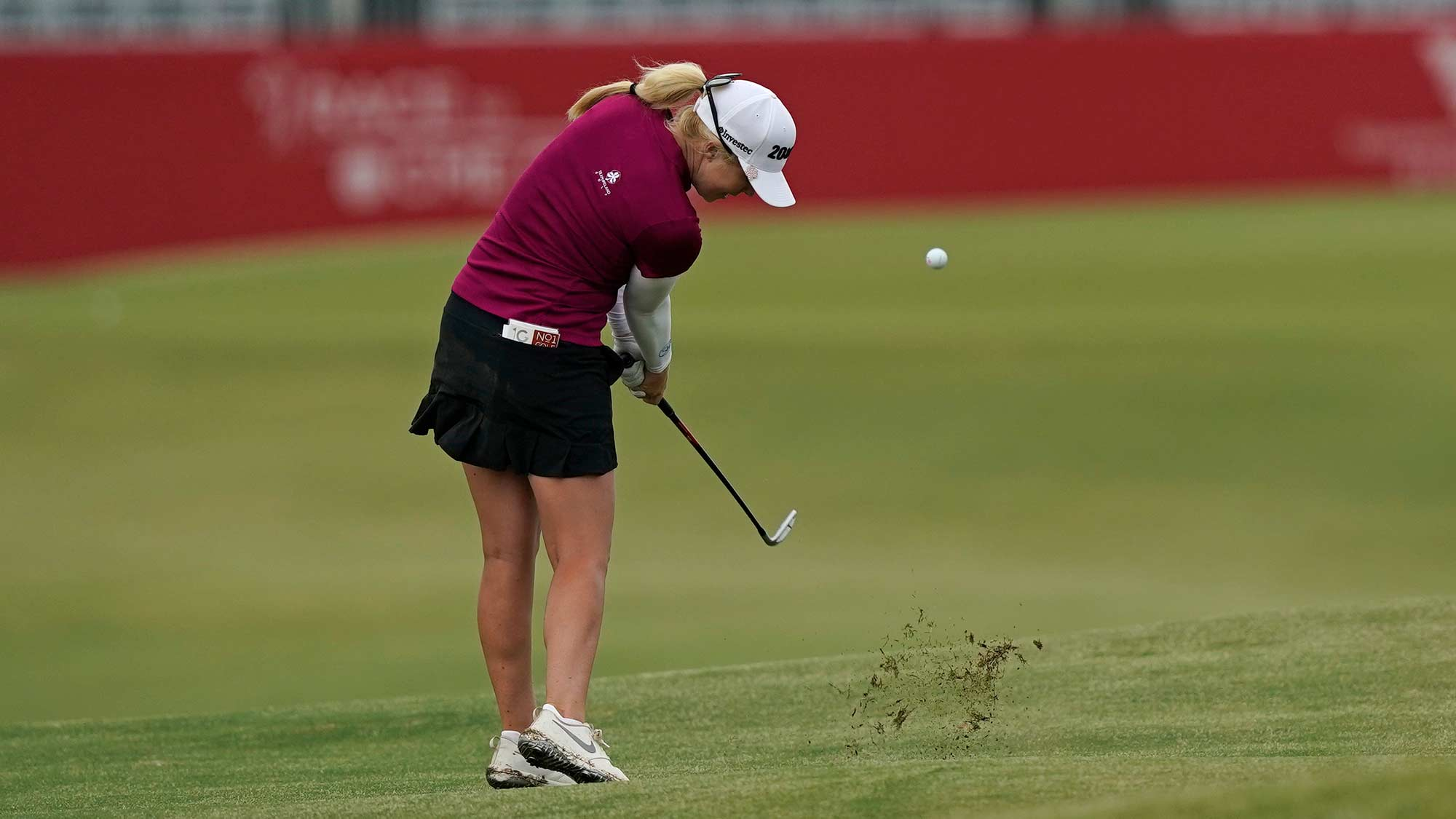 Stephanie Meadow at the second round of the VOA Classic