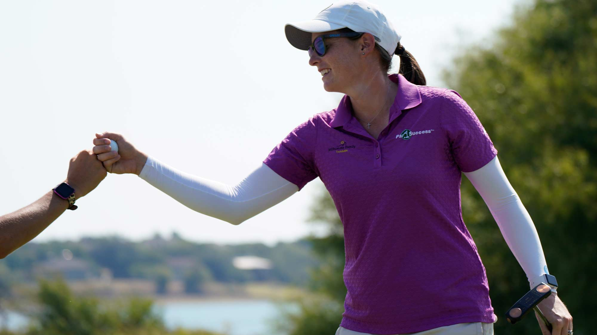 Katherine Perry at the third round of the VOA Classic