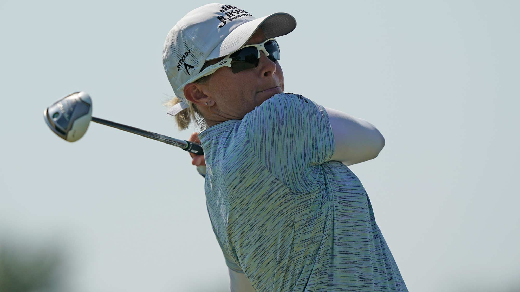 Alena Sharp at the Third Round of the VOA Classic