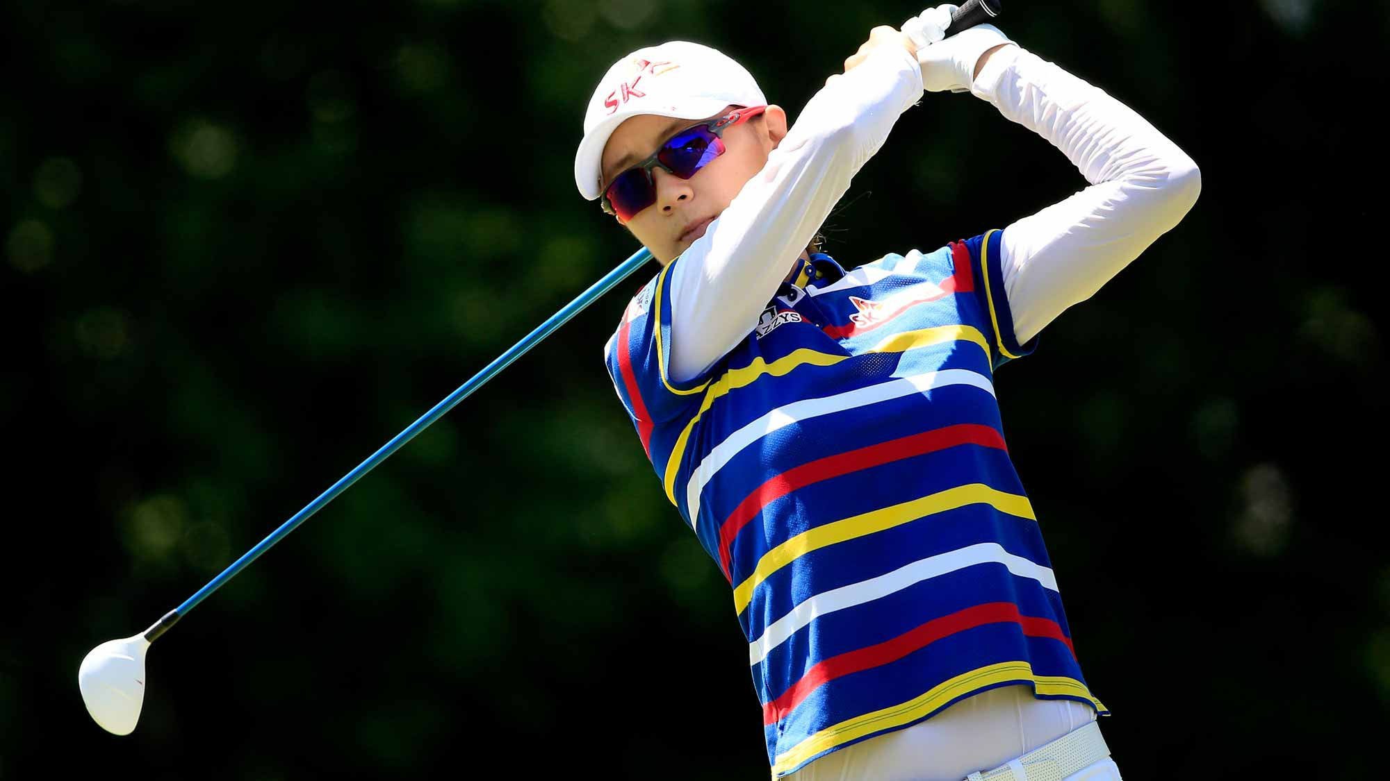 Na Yeon Choi of South Korea  Na Yeon Choi Swing
