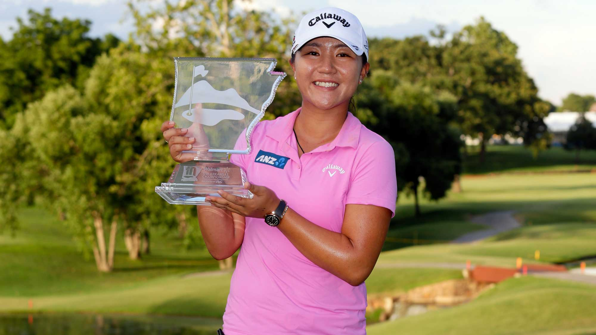 Image result for Lydia ko wins walmart nw