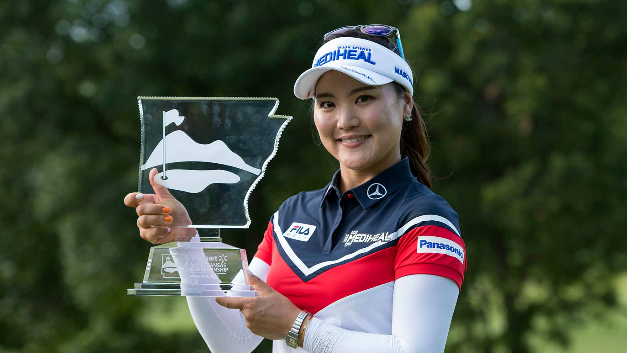 Defending champ So Yeon Ryu