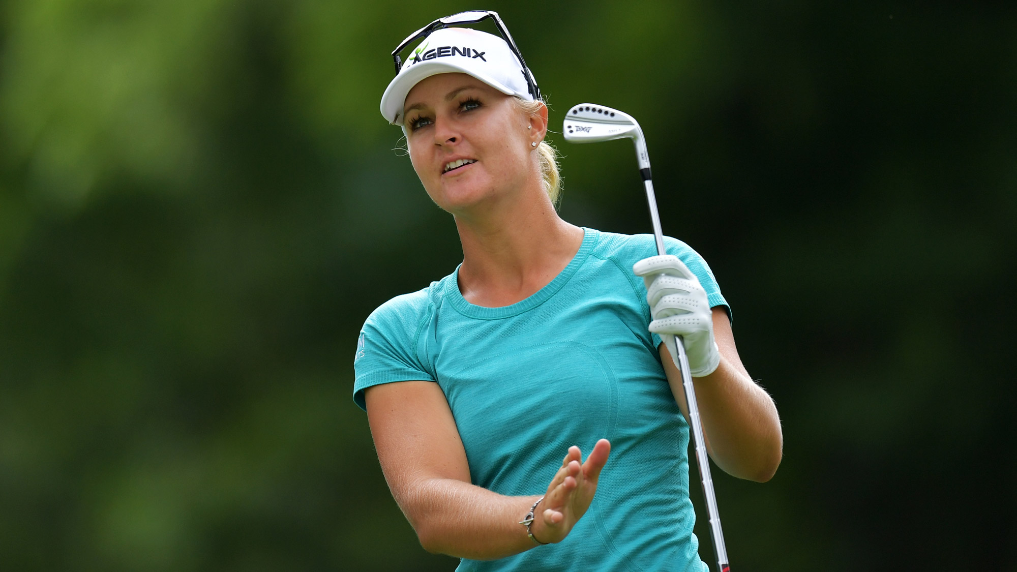 Anna Nordqvist Swings in Final Round of Walmart NW Arkansas Championship