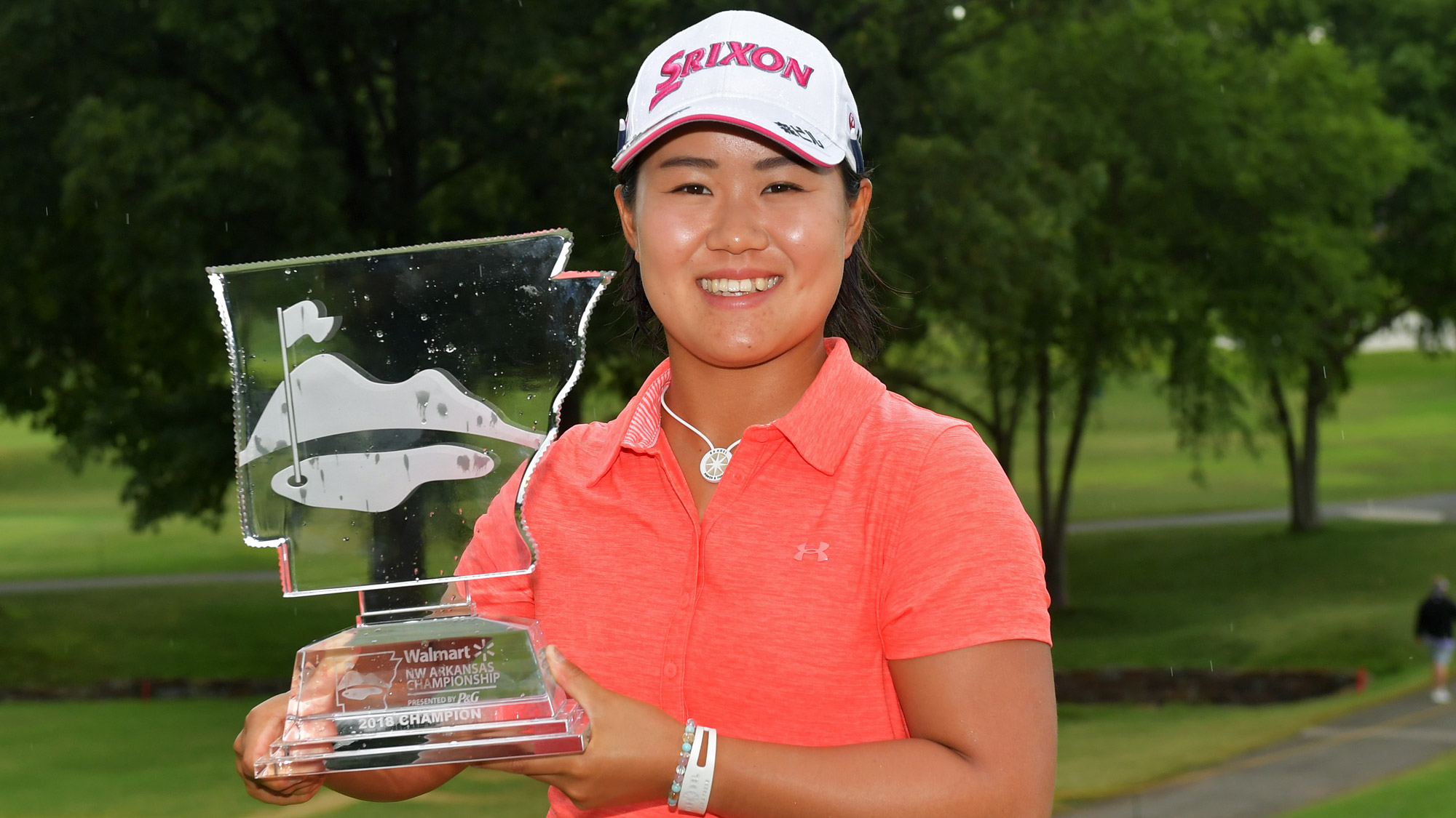 Nasa Hataoka Wins NW Arkansas Championship For 1st LPGA Tour Title