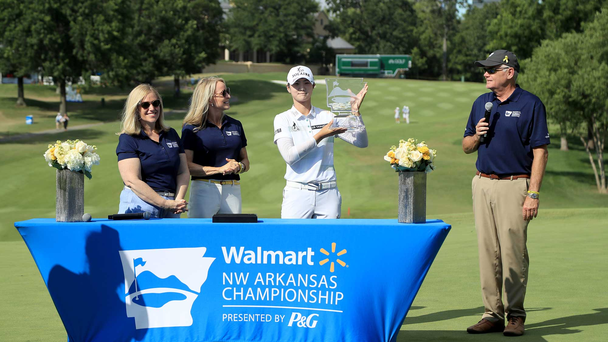 2019 Sung Hyun Park Returns to No 1 In the Rolex Moves of the Week July 2nd   LPGA   Ladies Professional Golf Association