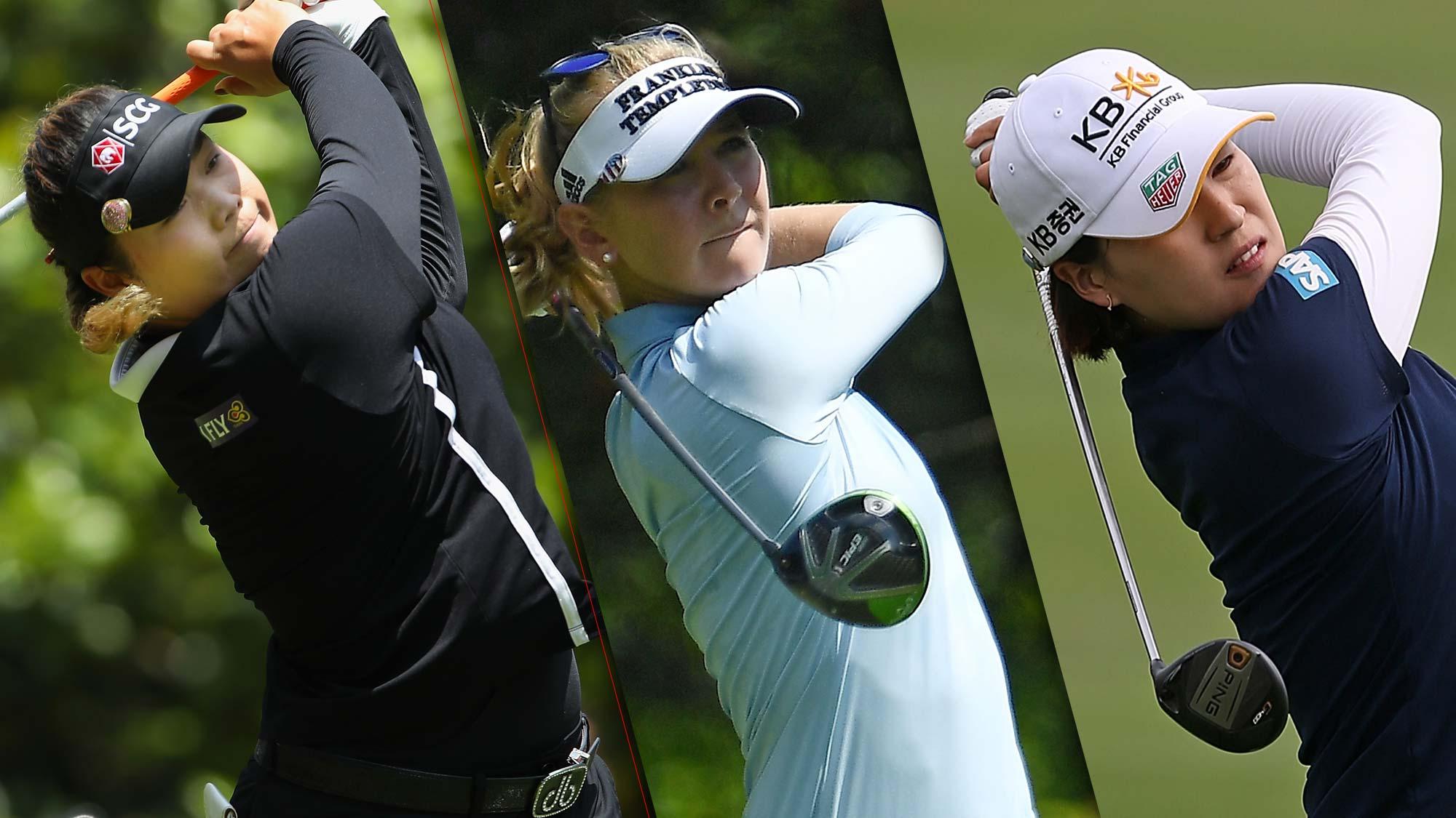 Watch Main article: List of female golfers video