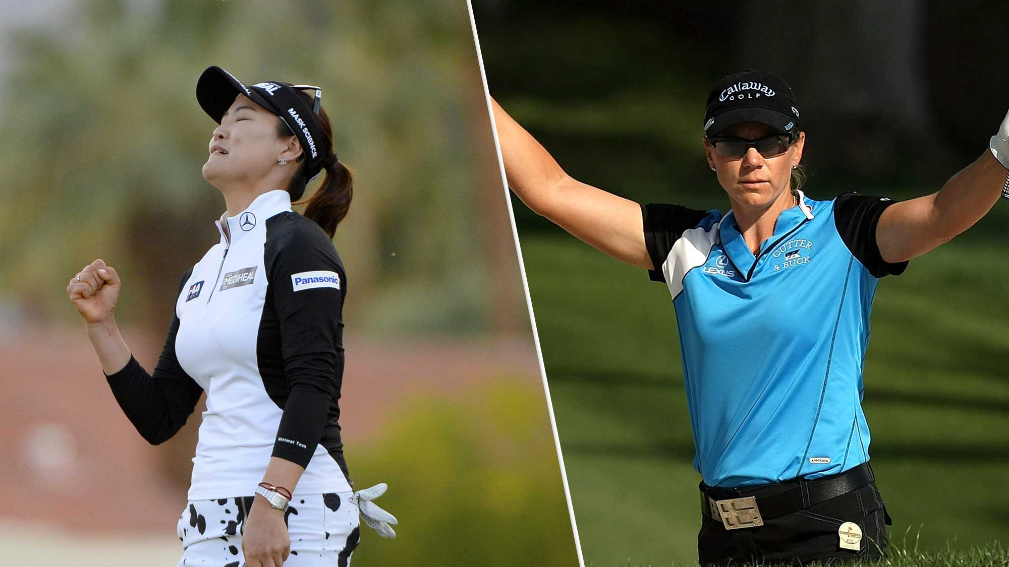 Sorenstam Says Consistency Key to Ryu's Solid Play