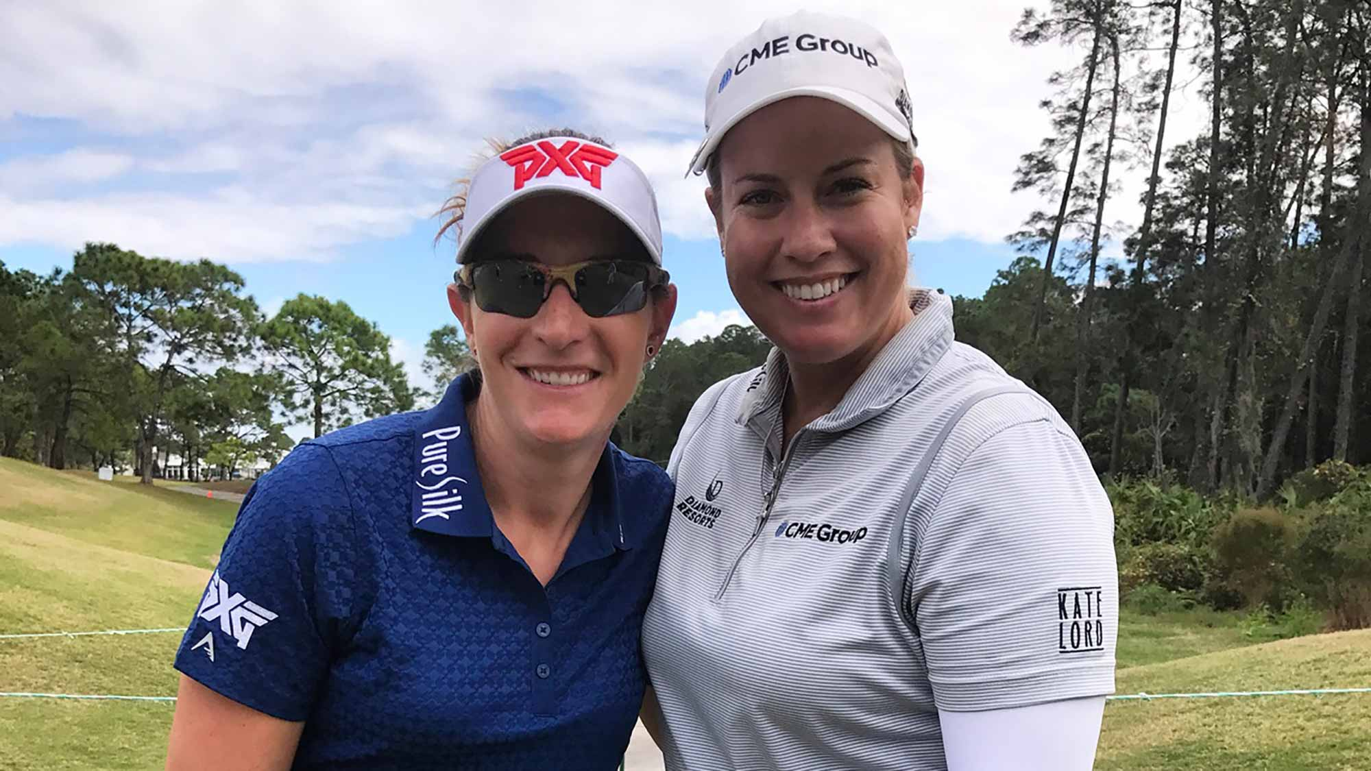 Lang and Lincicome Grouped Together On Day 2 - Diamond Resorts Invitational