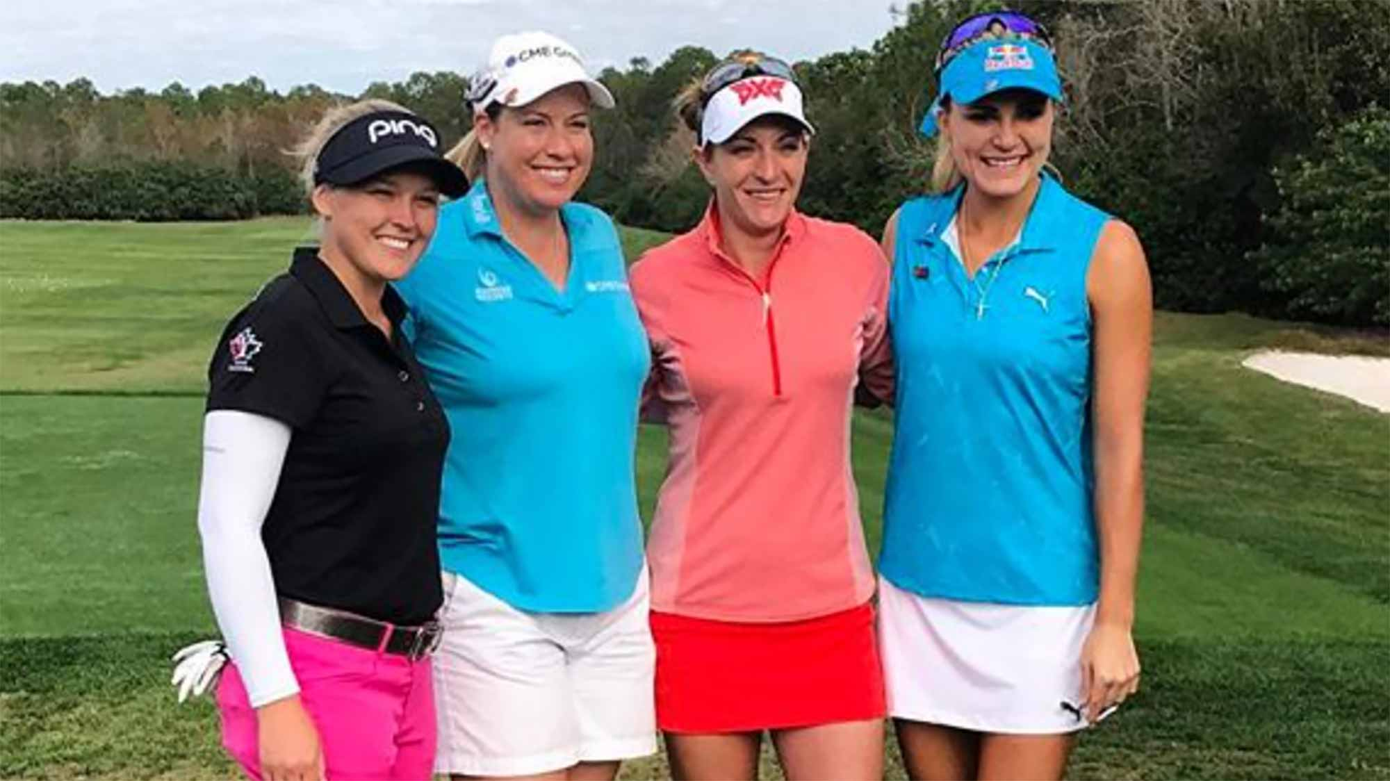 Four LPGA Major Champs Wrap Up Weekend at Diamond Resorts Invitational