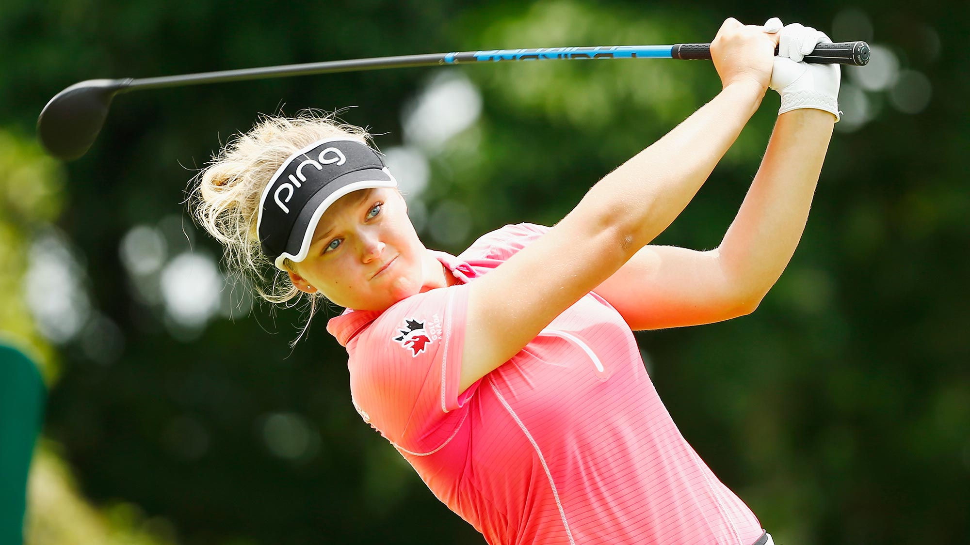 Brooke Henderson Returning To Adelaide in 2017