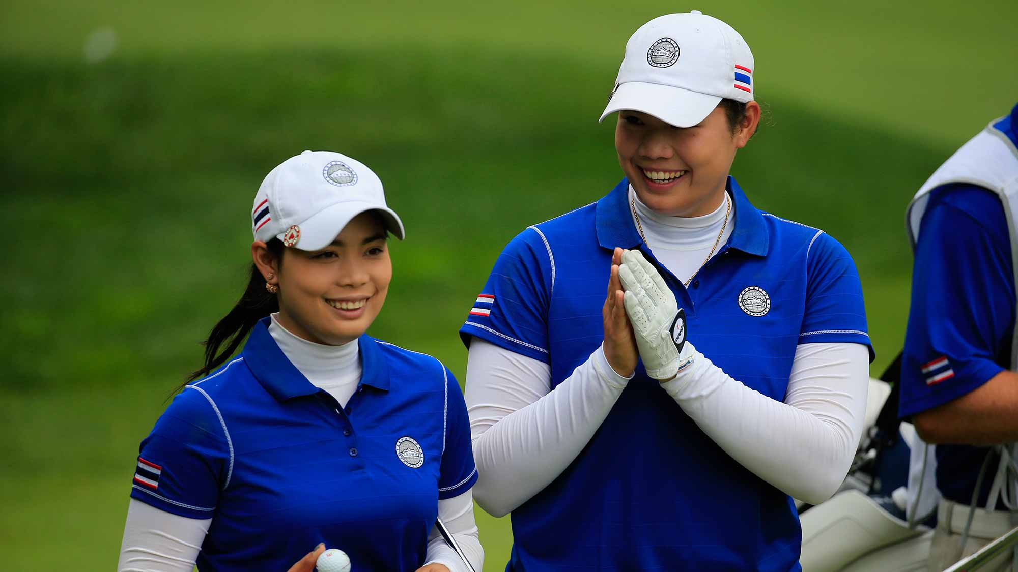 Five Questions With The Jutanugarn Sisters