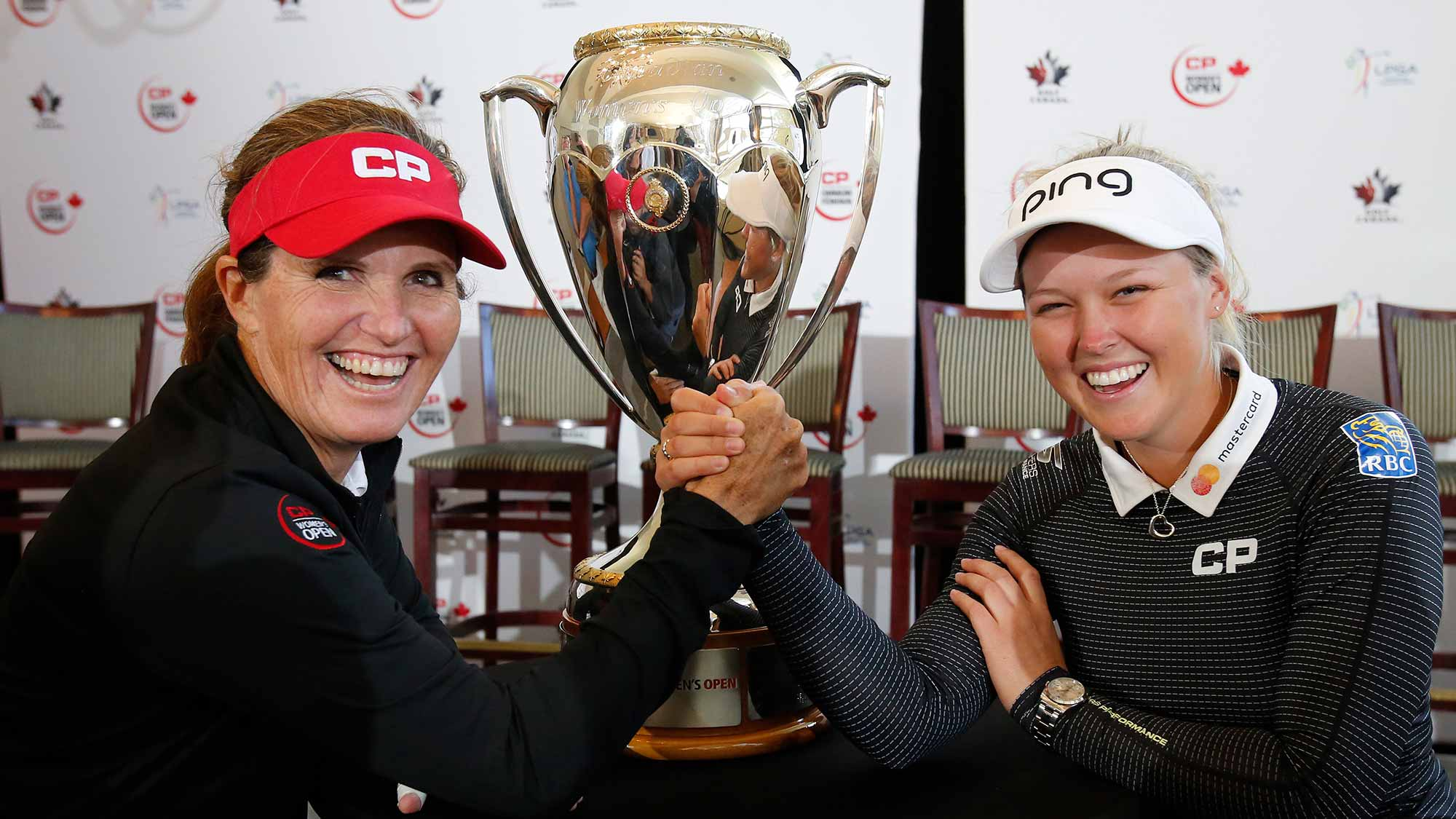 Henderson and Kane Headline Media Day in Canada
