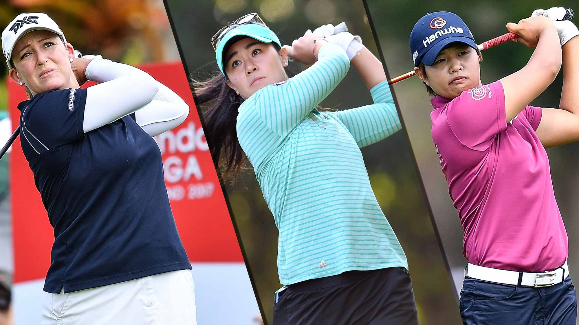 Groups & Tee Times - Second Round Honda LPGA Thailand