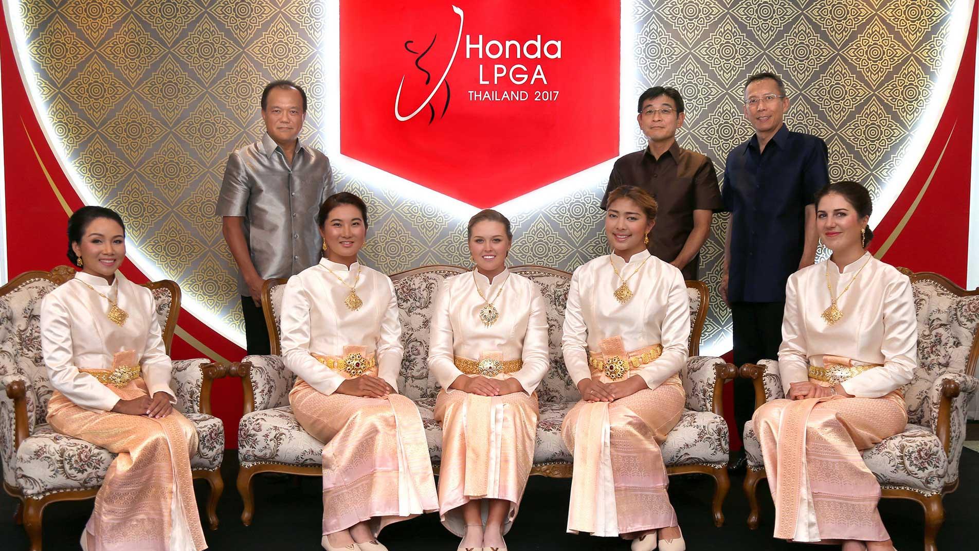 Honda LPGA Thailand Social Media Recap