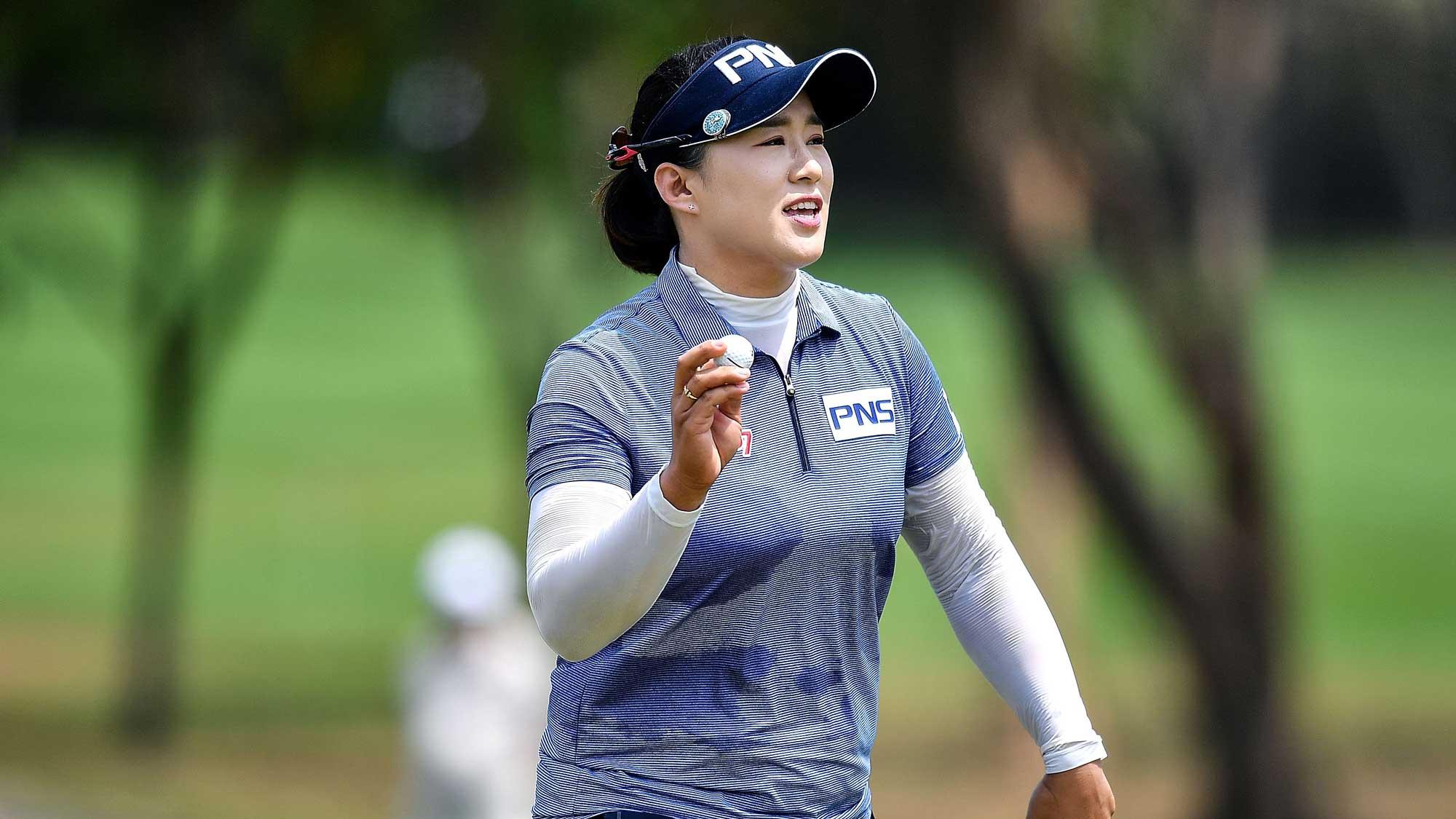 Honda LPGA Thailand Round 2 Recap