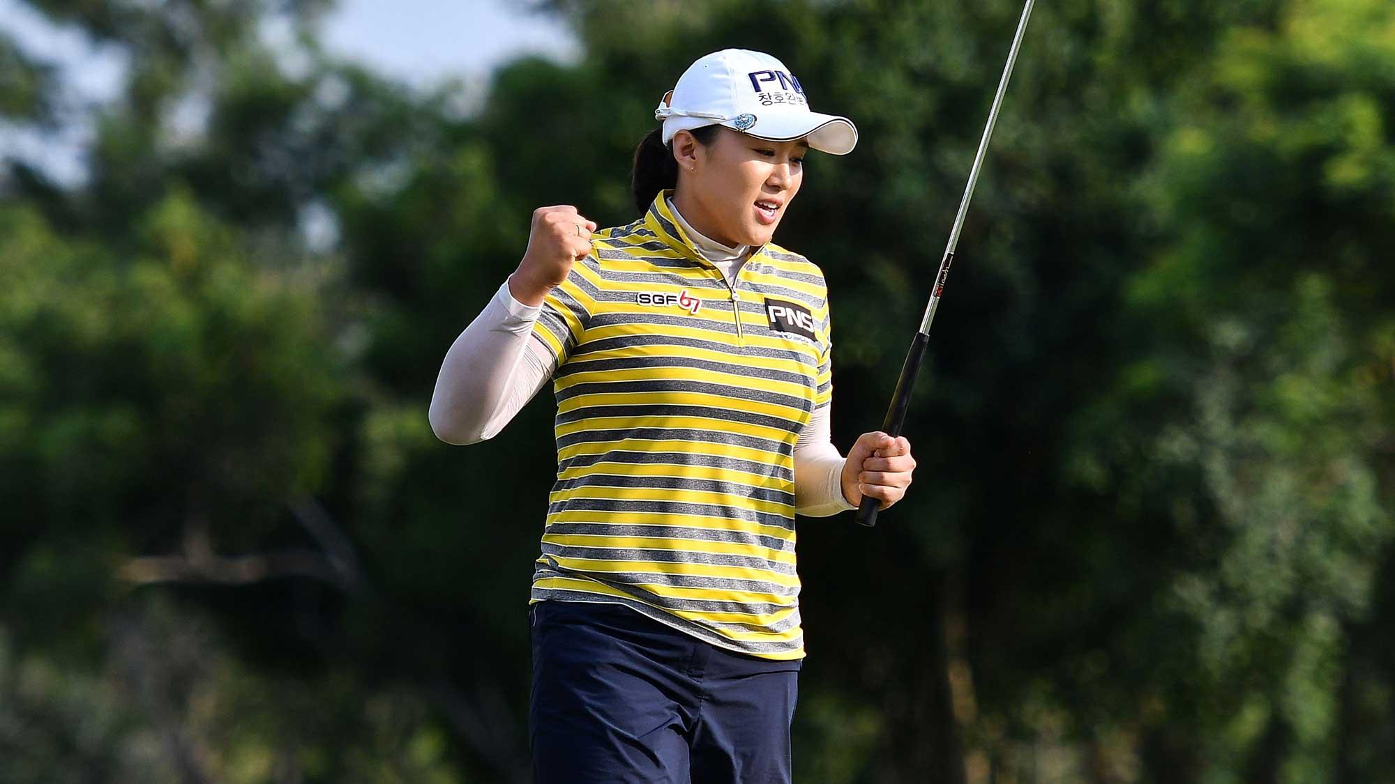 Amy Yang Wins 2017 Honda LPGA Thailand