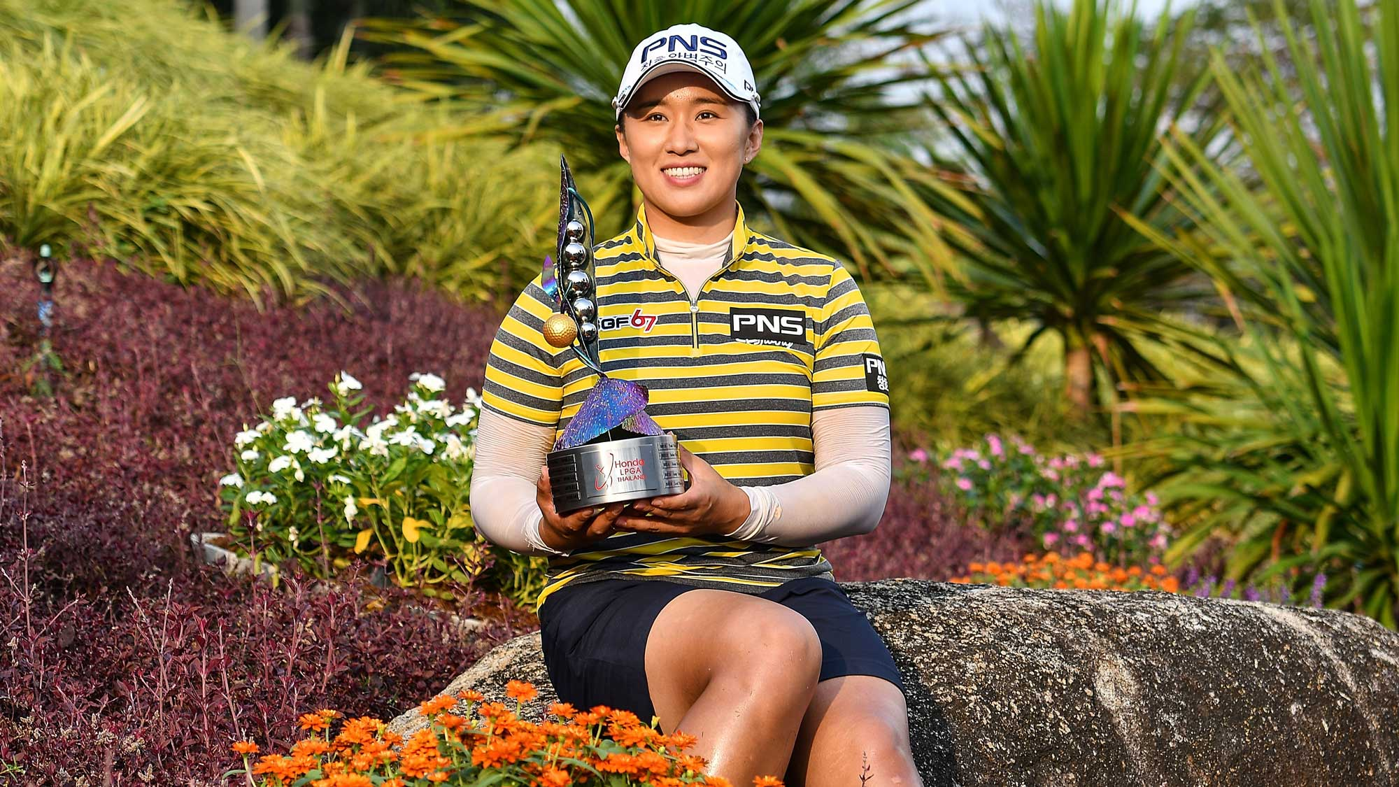 In The Winner's Circle with Amy Yang