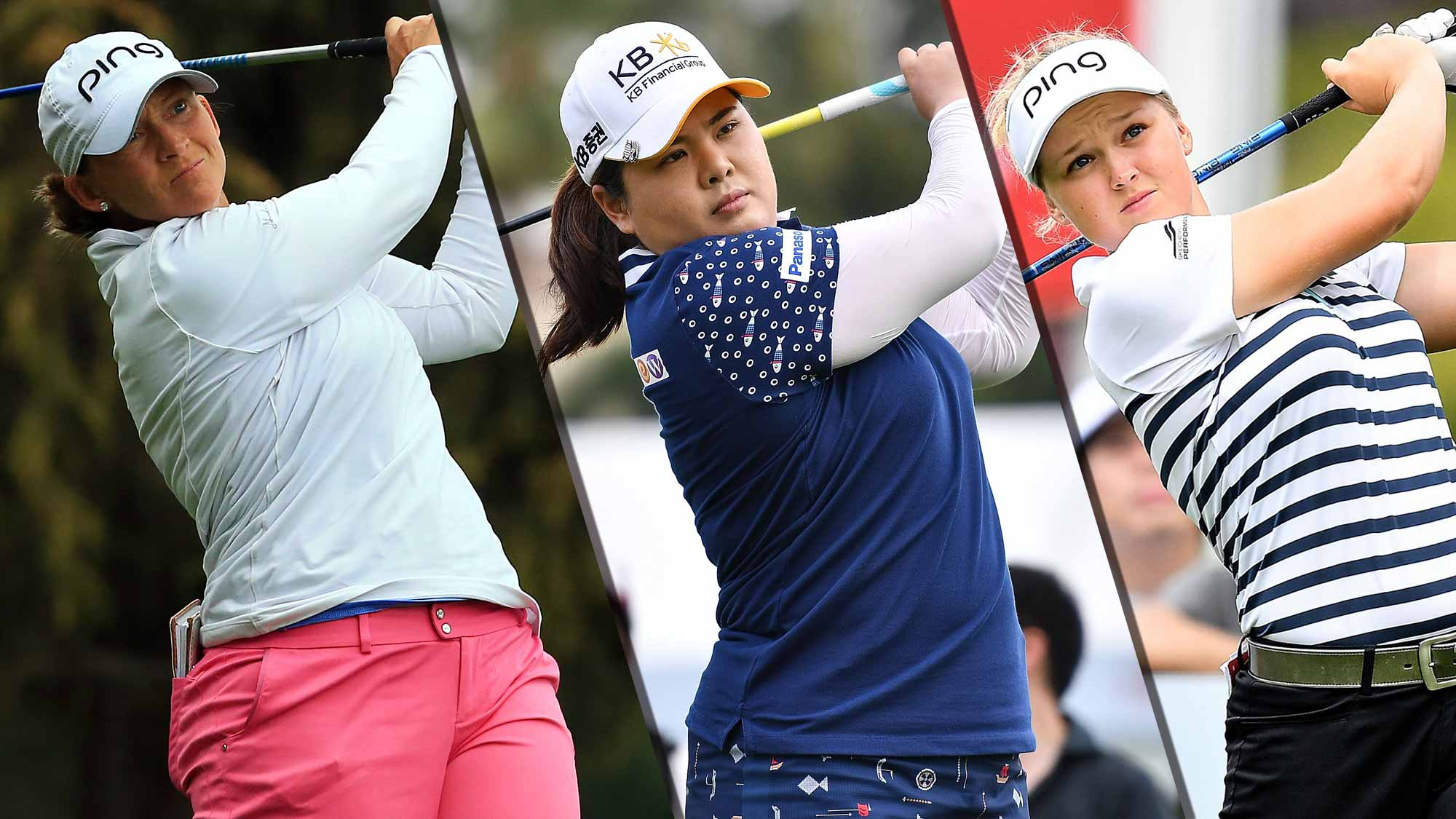 Groups & Tee Times - Opening Round HSBC Women's Champions