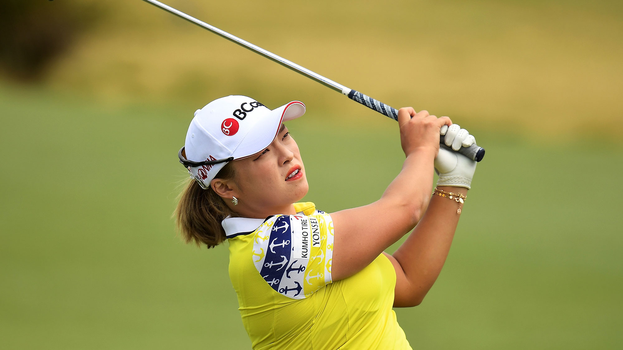 Ha Na Jang Rescinds Membership on LPGA Tour