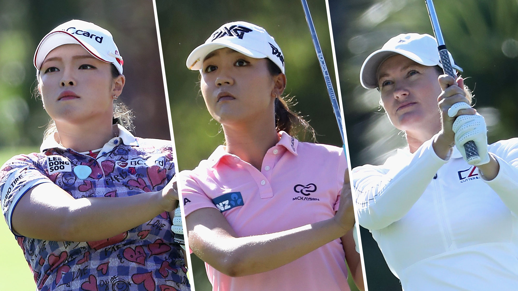 handa single women The lpga tour returns to adelaide for the third consecutive year, this time to the magnificent kooyonga golf club a host of international stars are.