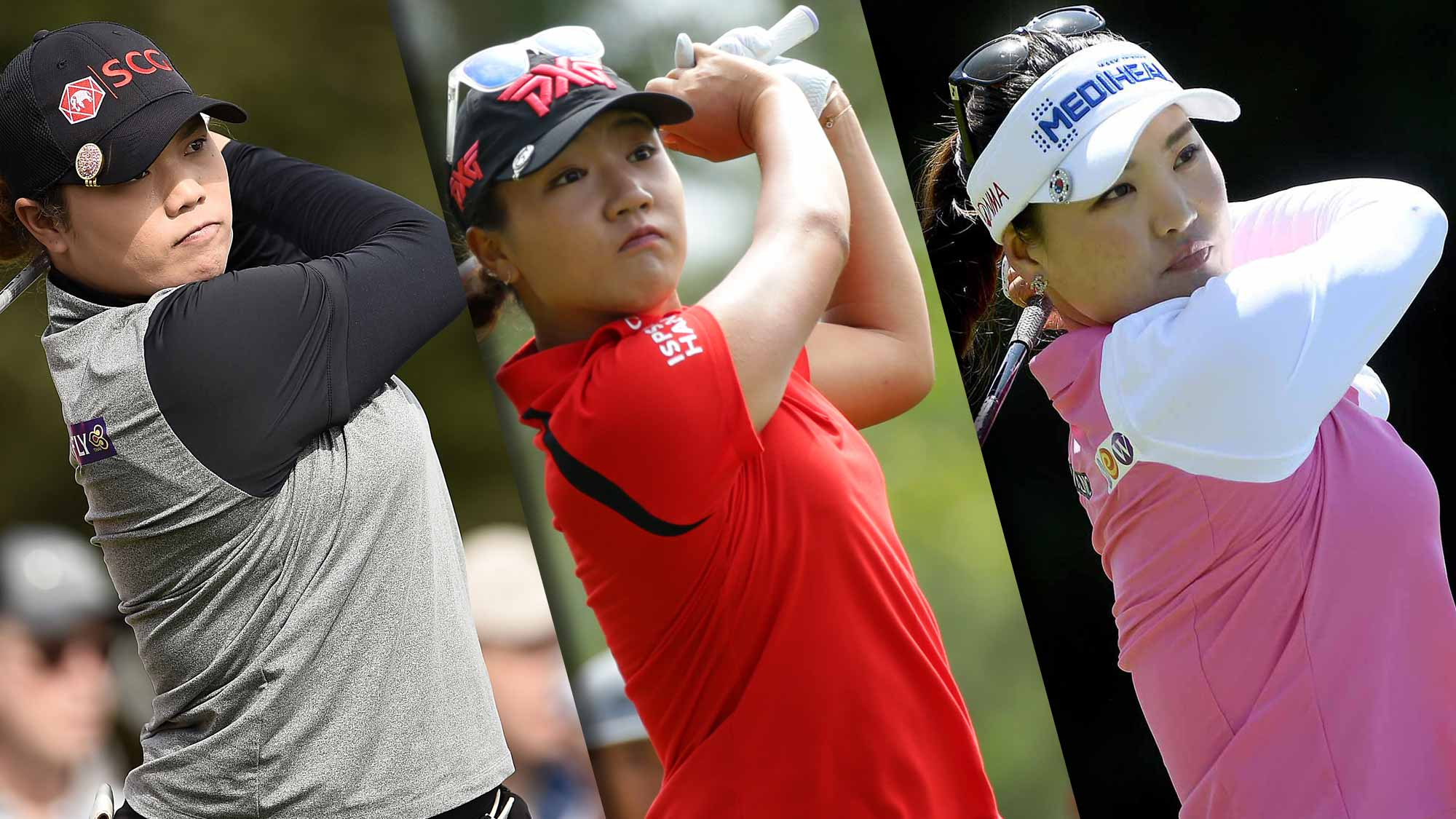 Field Breakdown - KPMG Women's PGA Championship