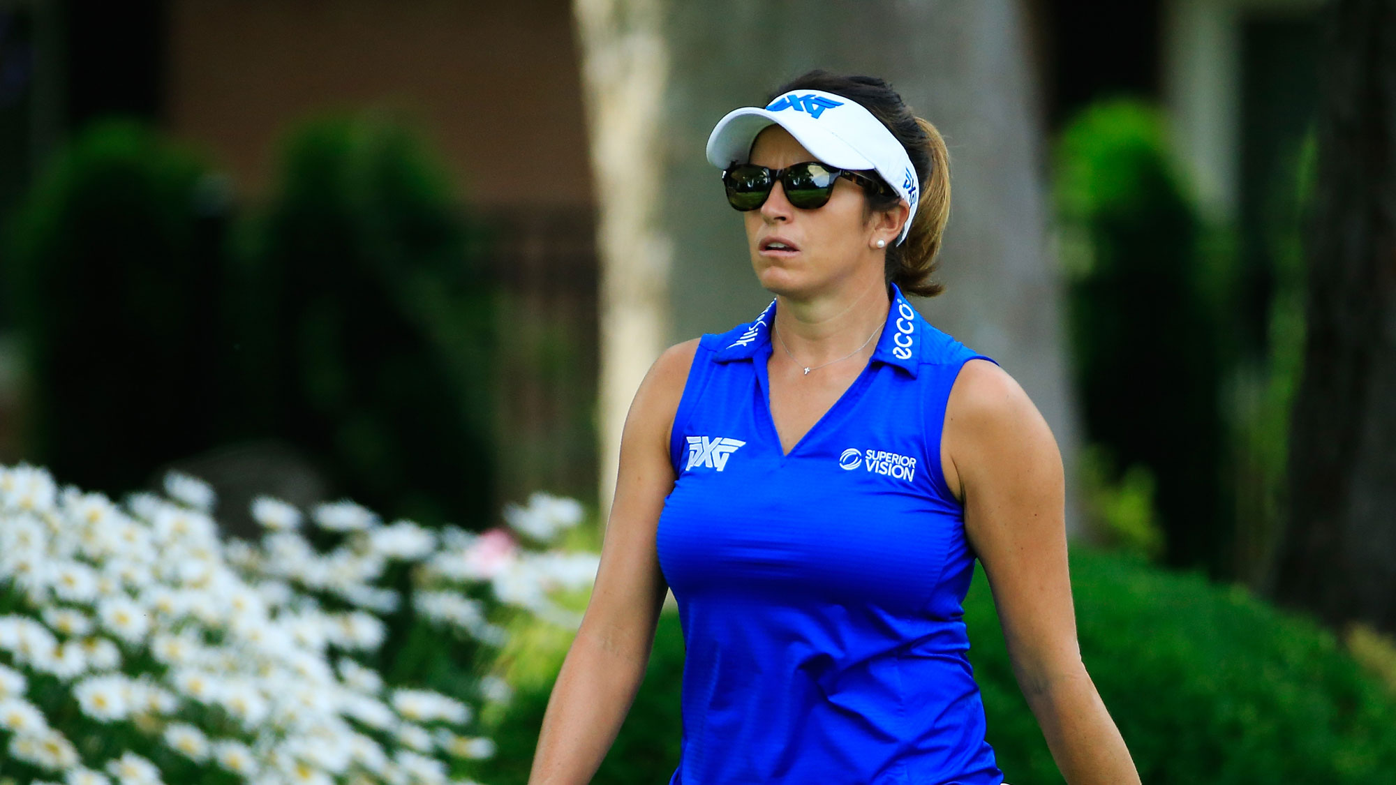 Gerina Piller Holds 36-Hole Lead in Toledo