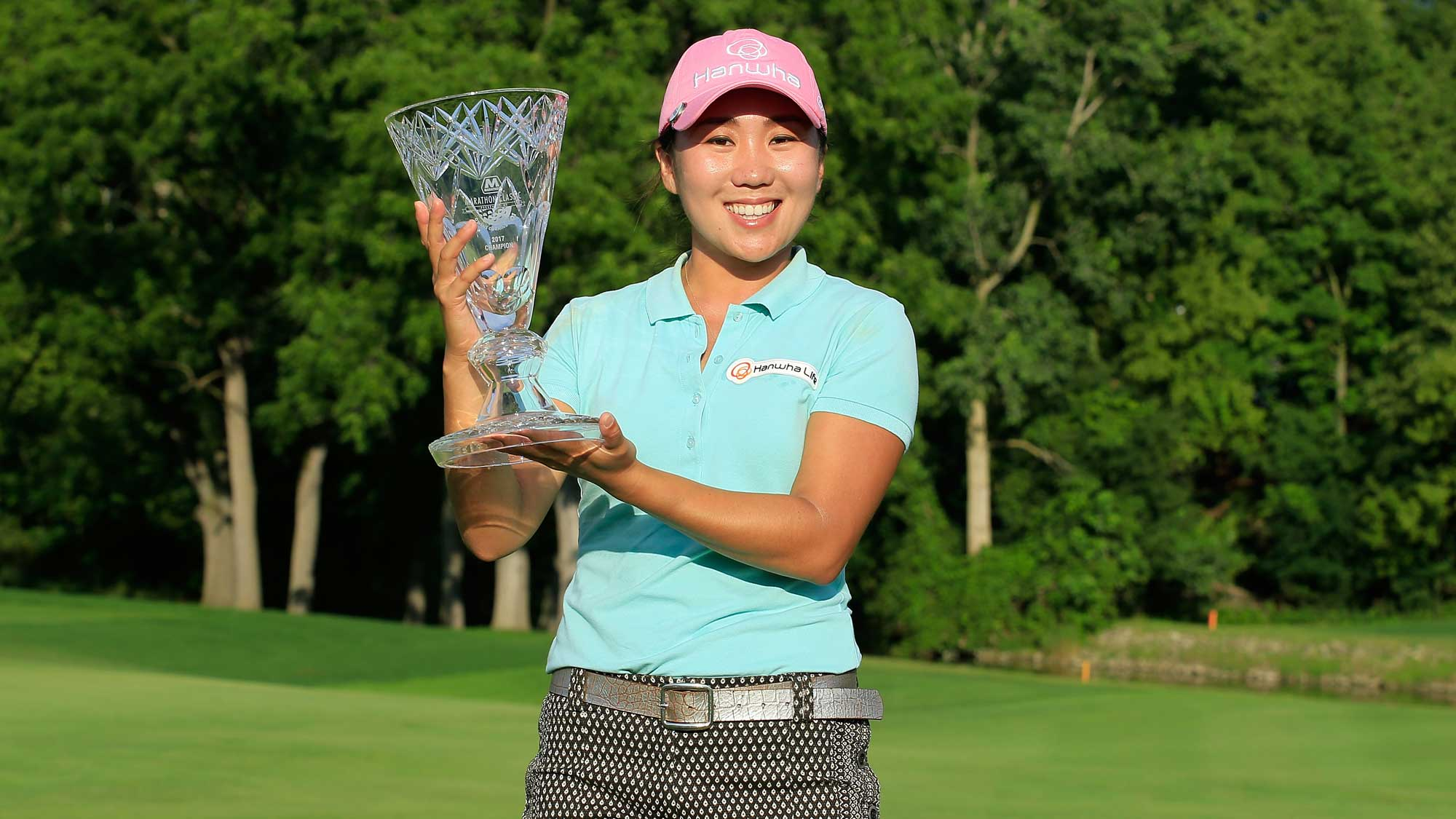 Kim Picks Up Second Win of Season at Marathon Classic
