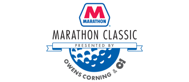 Marathon Classic presented by Owens Corning and O-I Logo