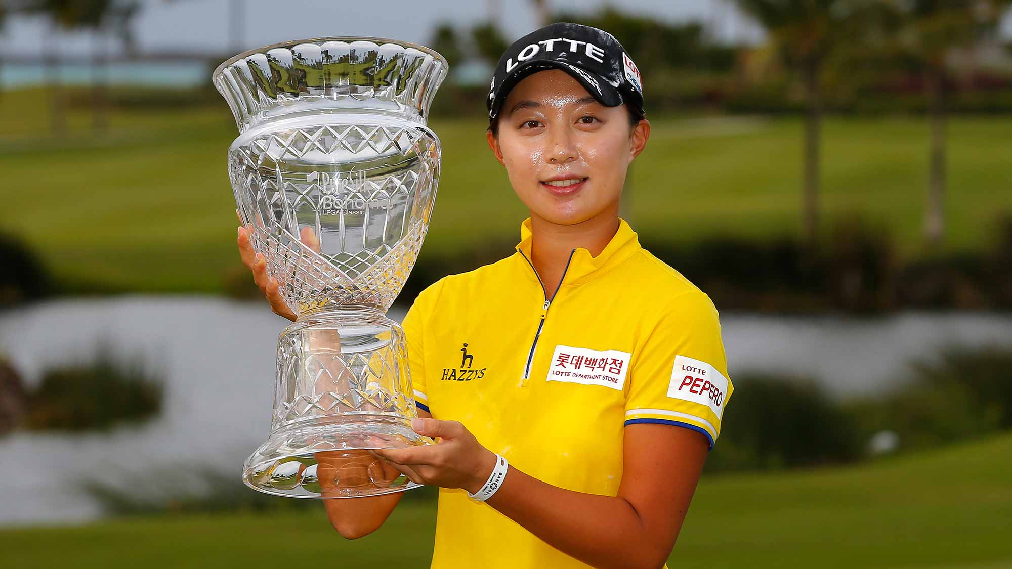 Hyo Joo Kim Looks Forward to Defending in Bahamas