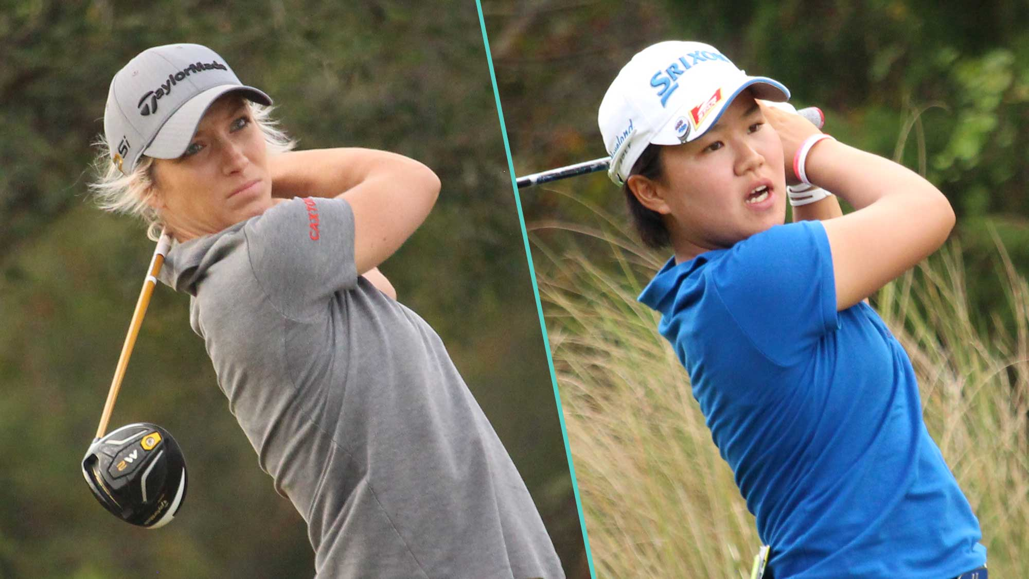 Reid and Hataoka share 36-Hole Lead At Final Stage LPGA Q-School