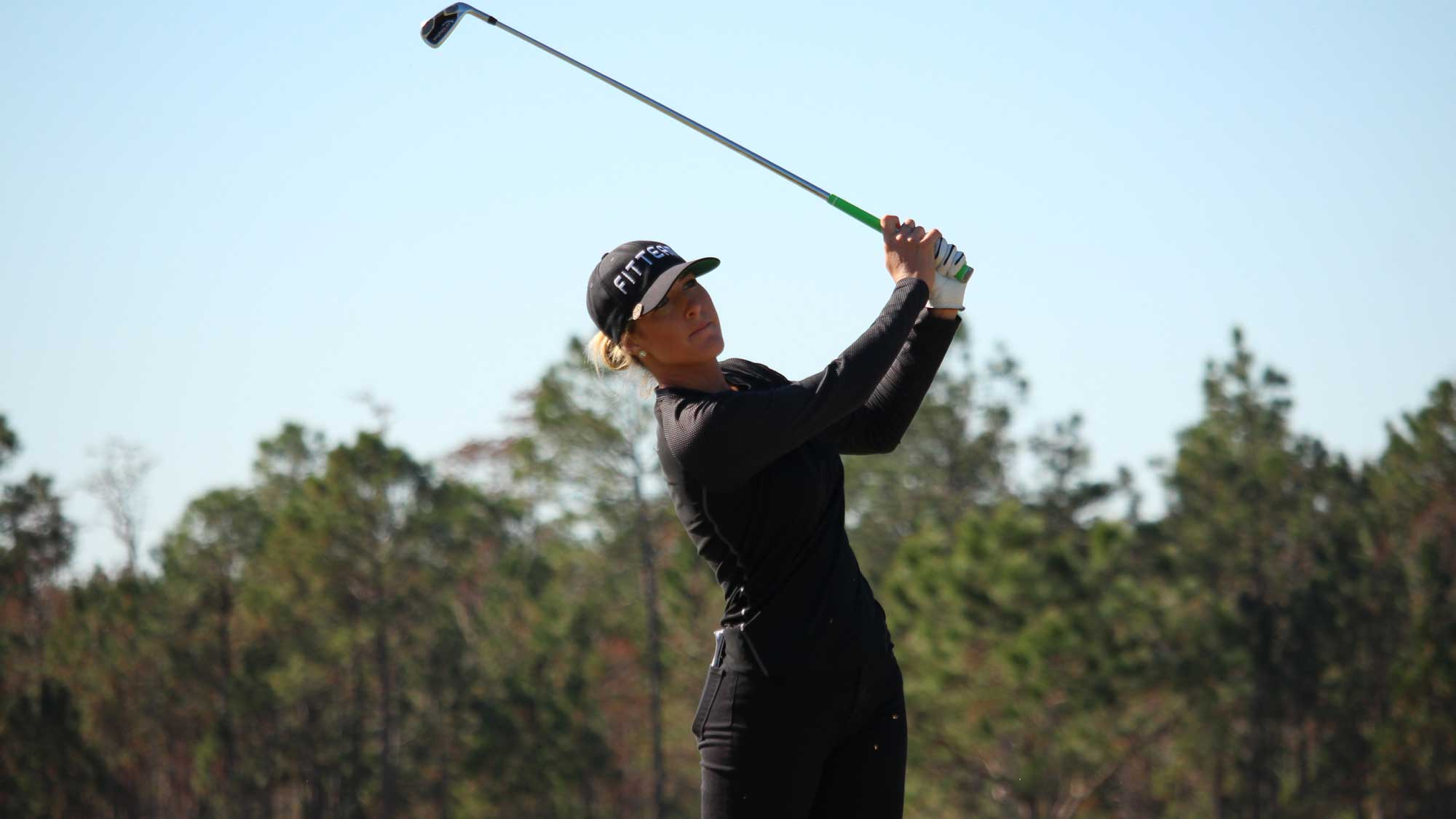 Jaye Marie Green Leads Final Stage LPGA Q-School With One Round To Play