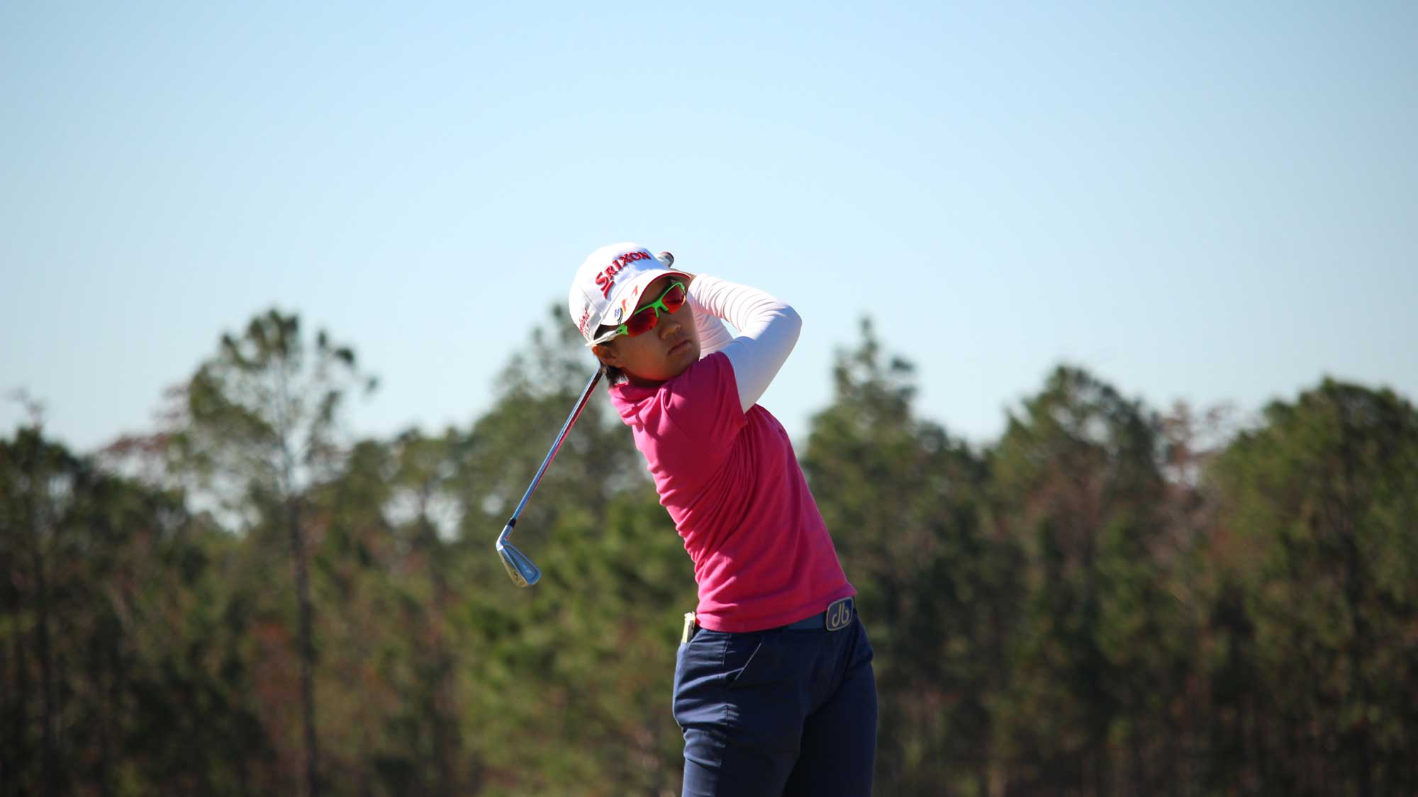 Nasa Hataoka Leads Jaye Marie Green By One Through 54-Holes LPGA Q-School