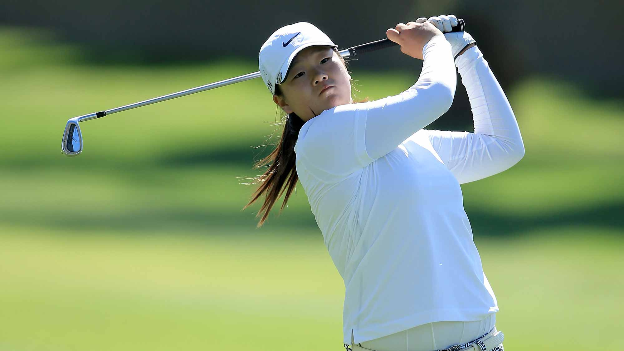 Long-Hitting Angel Yin Taking Page From Ariya Jutanugarn