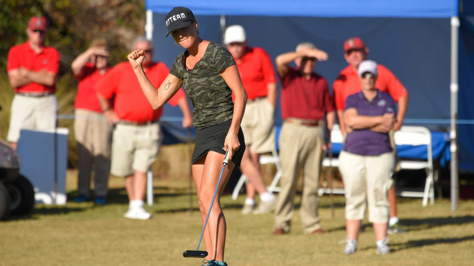 Jaye Marie Green Earns Medalist Honors at LPGA Q-School For Second Time