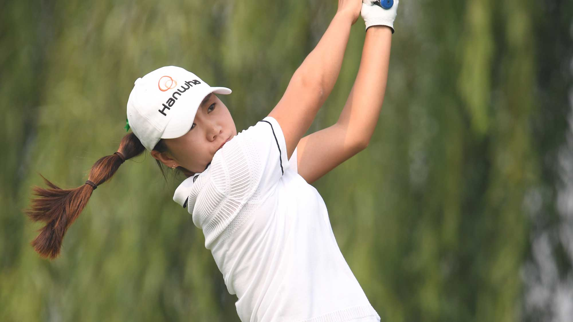 Alisports LPGA event in Shanghai canceled for this year