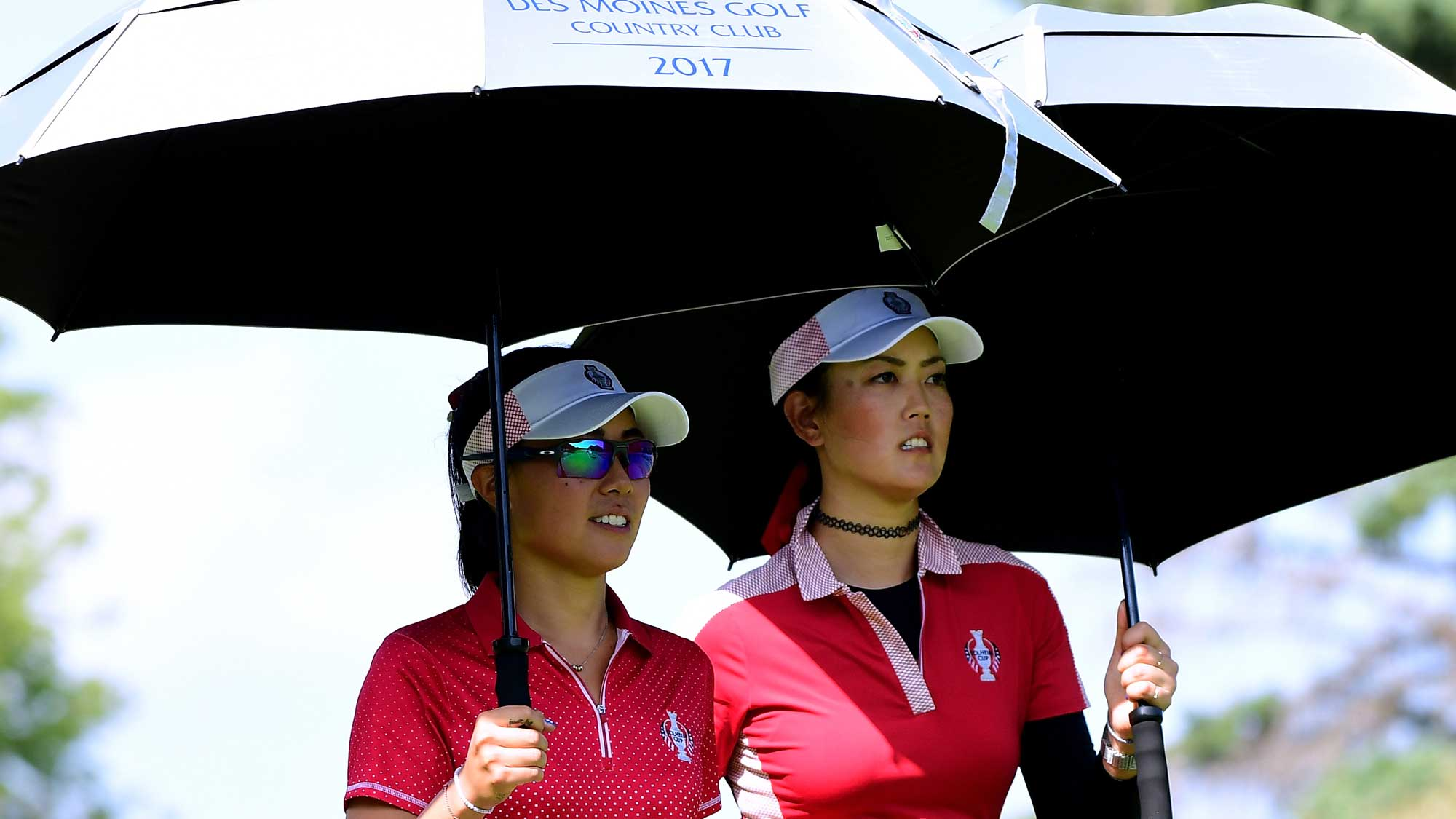 Americans Sweep Afternoon Four-Balls to Lead Solheim Cup